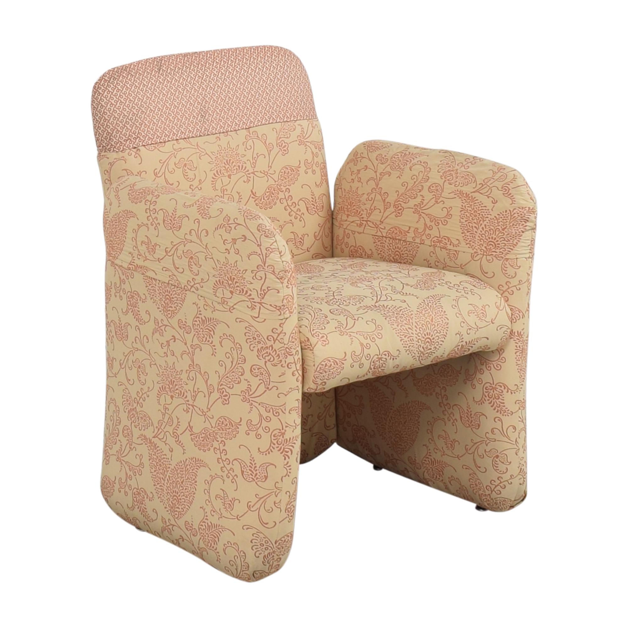 Bloomingdale's Bloomingdale's Milo Baughman-Style Club Chair second hand