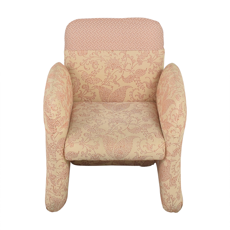 Bloomingdale's Bloomingdale's Milo Baughman-Style Club Chair Chairs