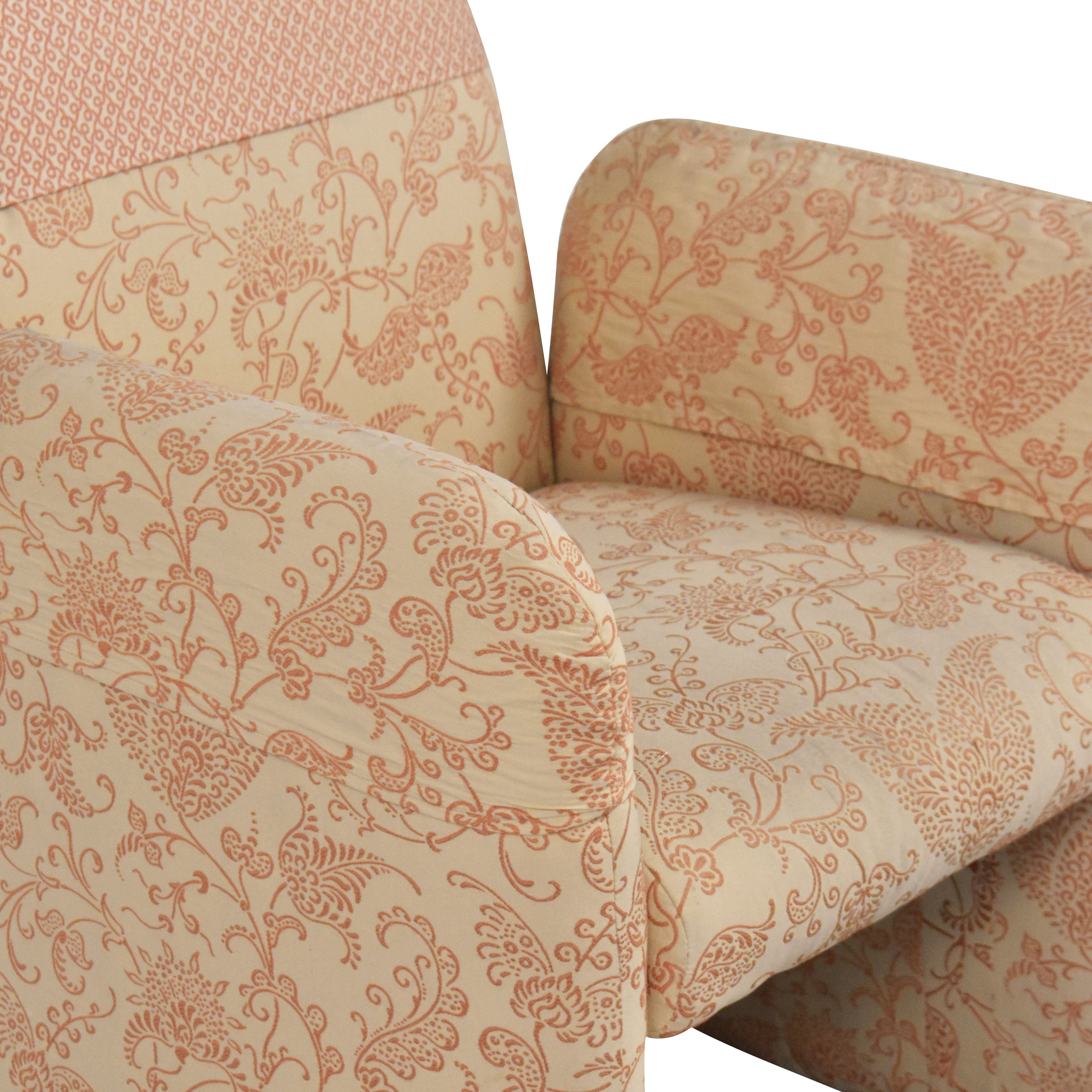 Bloomingdale's Bloomingdale's Milo Baughman-Style Club Chair nj