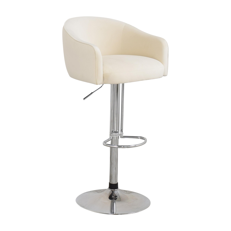 Safavieh Couture Ellsworth Adjustable Barstool / Stools