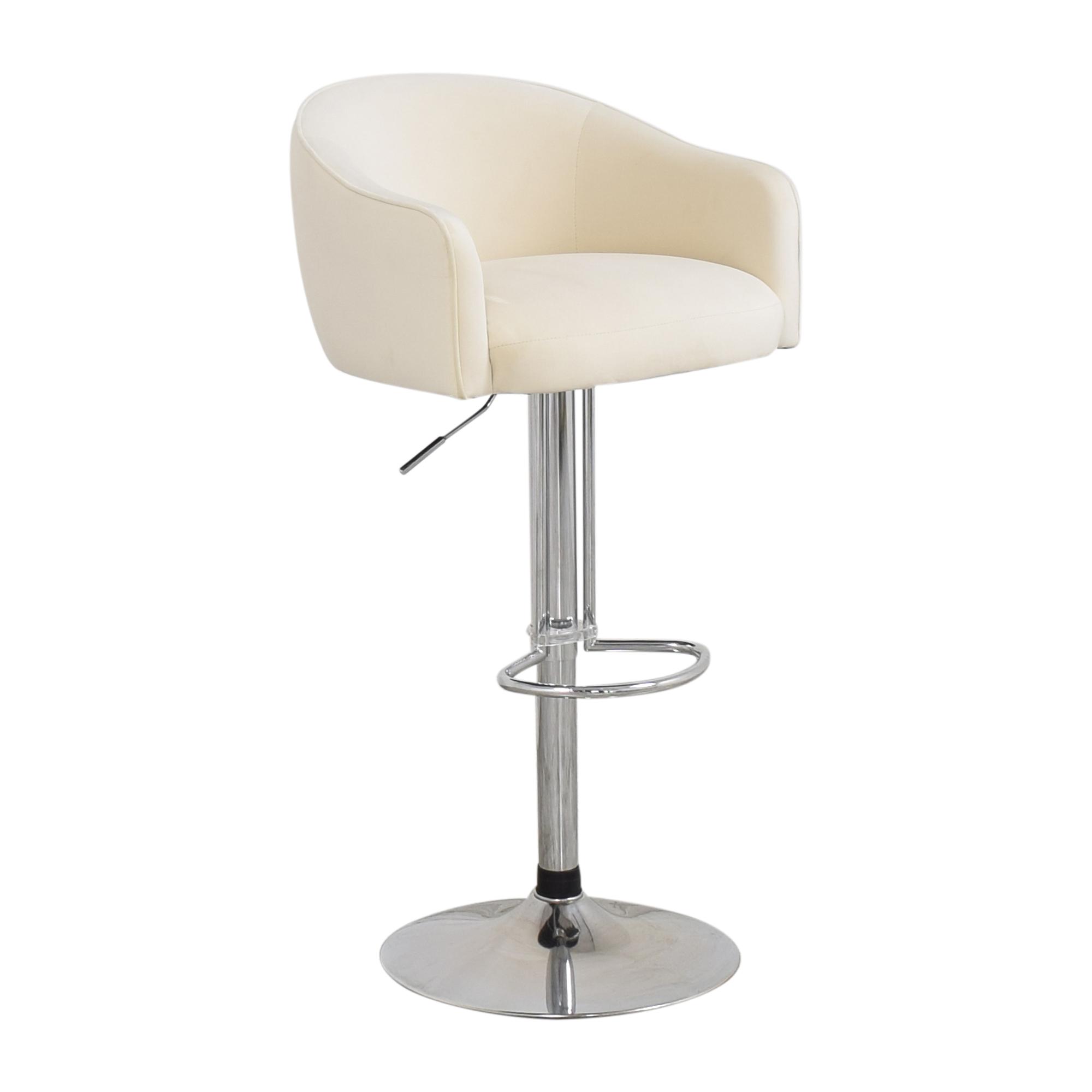 Safavieh Safavieh Couture Ellsworth Adjustable Barstool for sale