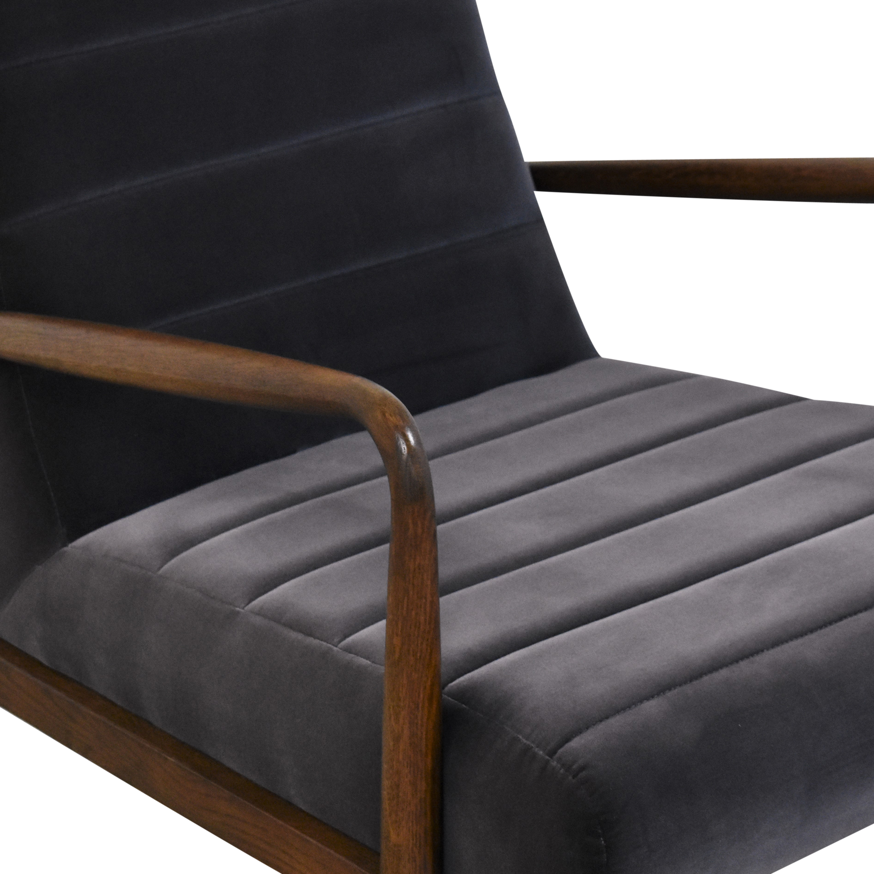 Safavieh Safavieh Willow Channel Tufted Arm Chair coupon
