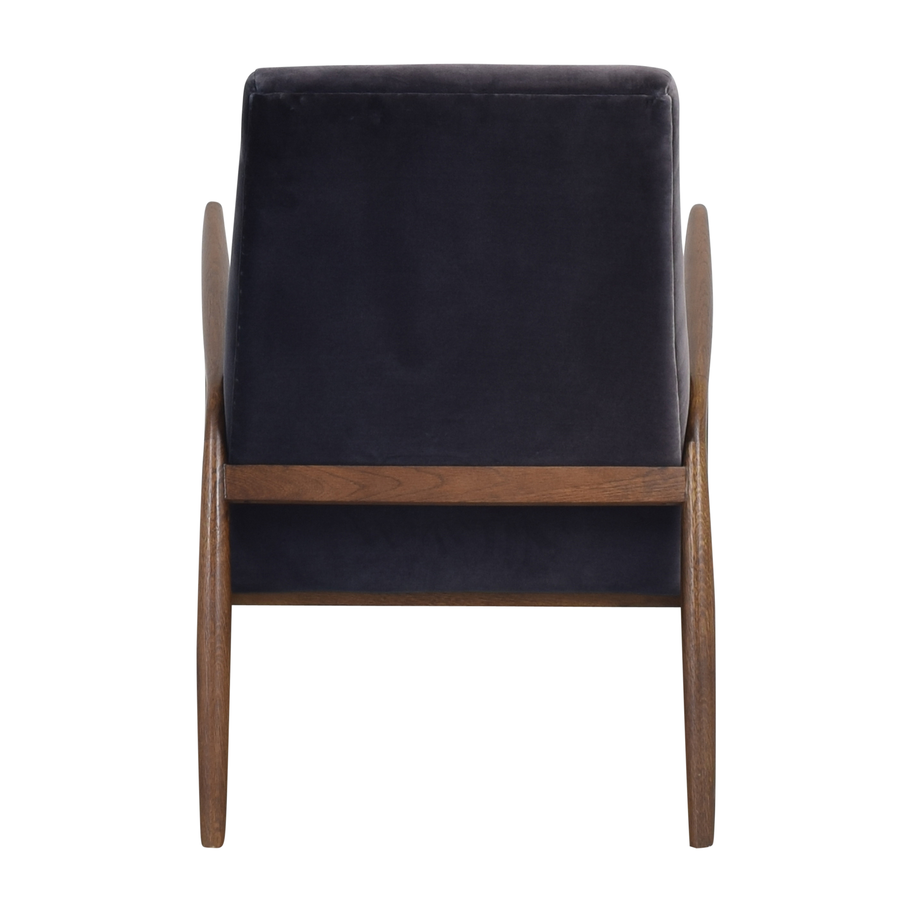 Safavieh Willow Channel Tufted Arm Chair / Chairs