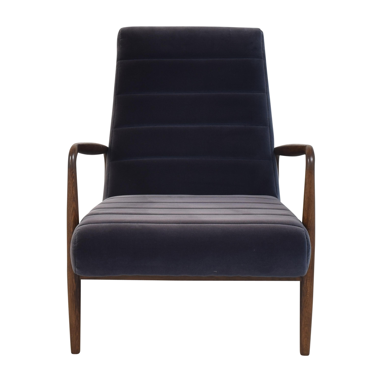 shop Safavieh Safavieh Willow Channel Tufted Arm Chair online