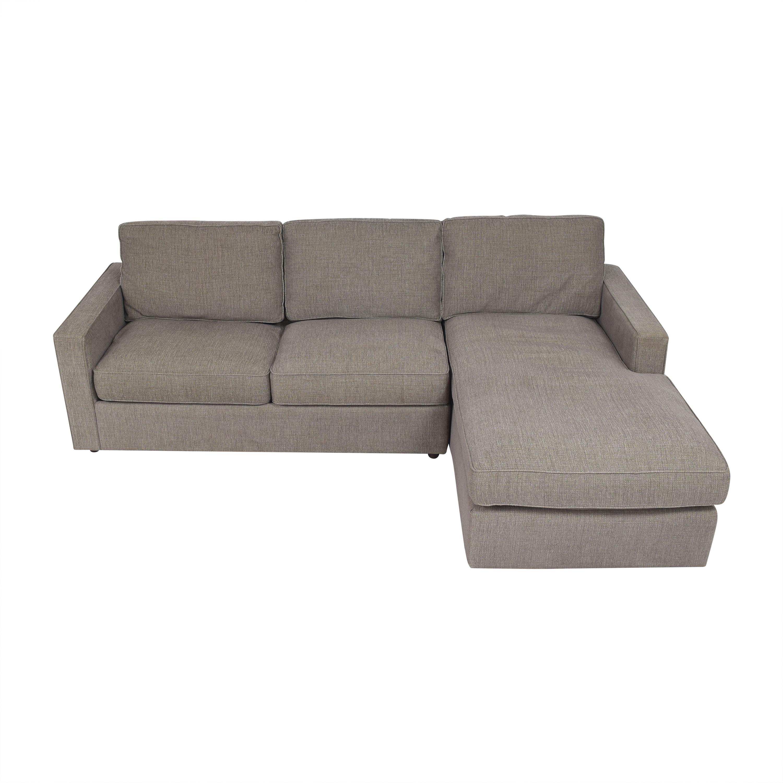 shop Room & Board Room & Board York Sleeper Sofa with Chaise online