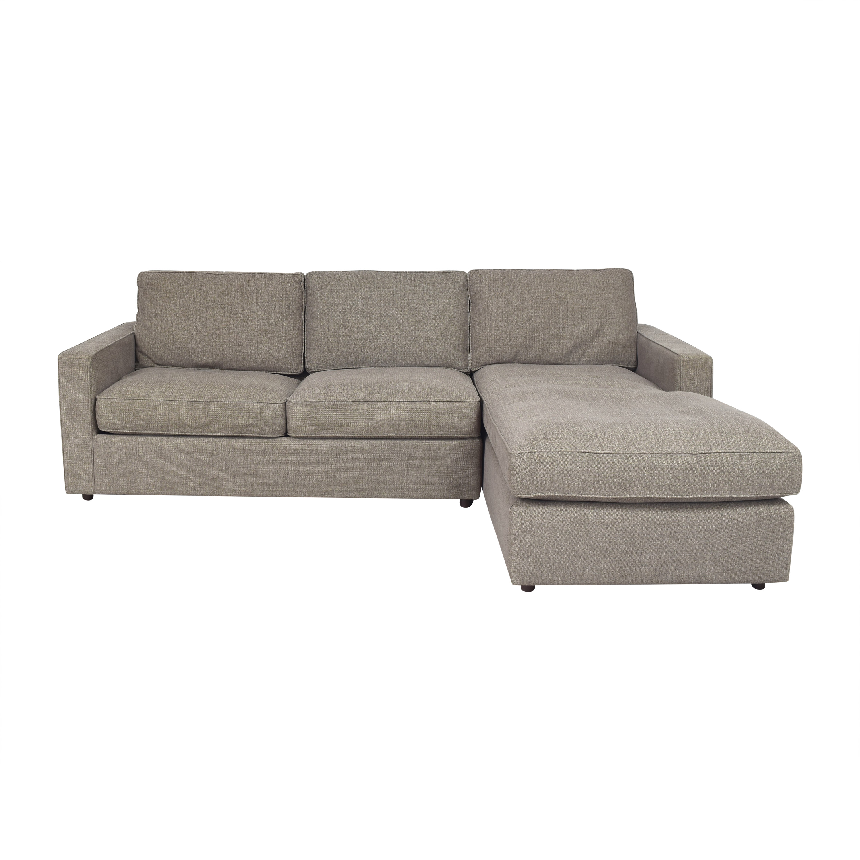 Room & Board Room & Board York Sleeper Sofa with Chaise second hand