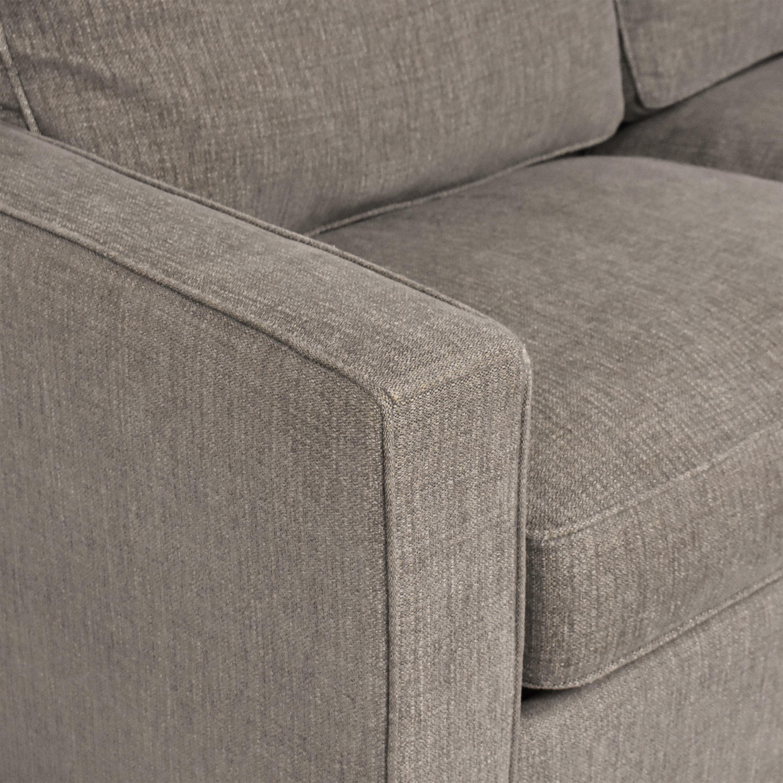 Room & Board York Sleeper Sofa with Chaise sale