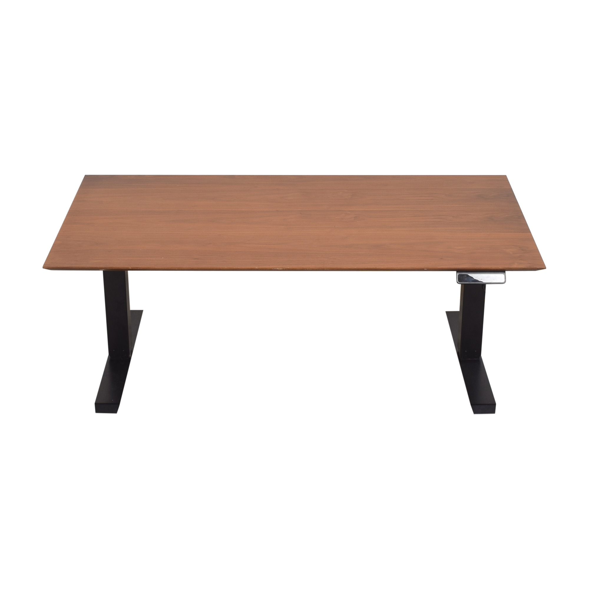 shop West Elm West Elm Mid Century Sit + Stand Adjustable Desk online