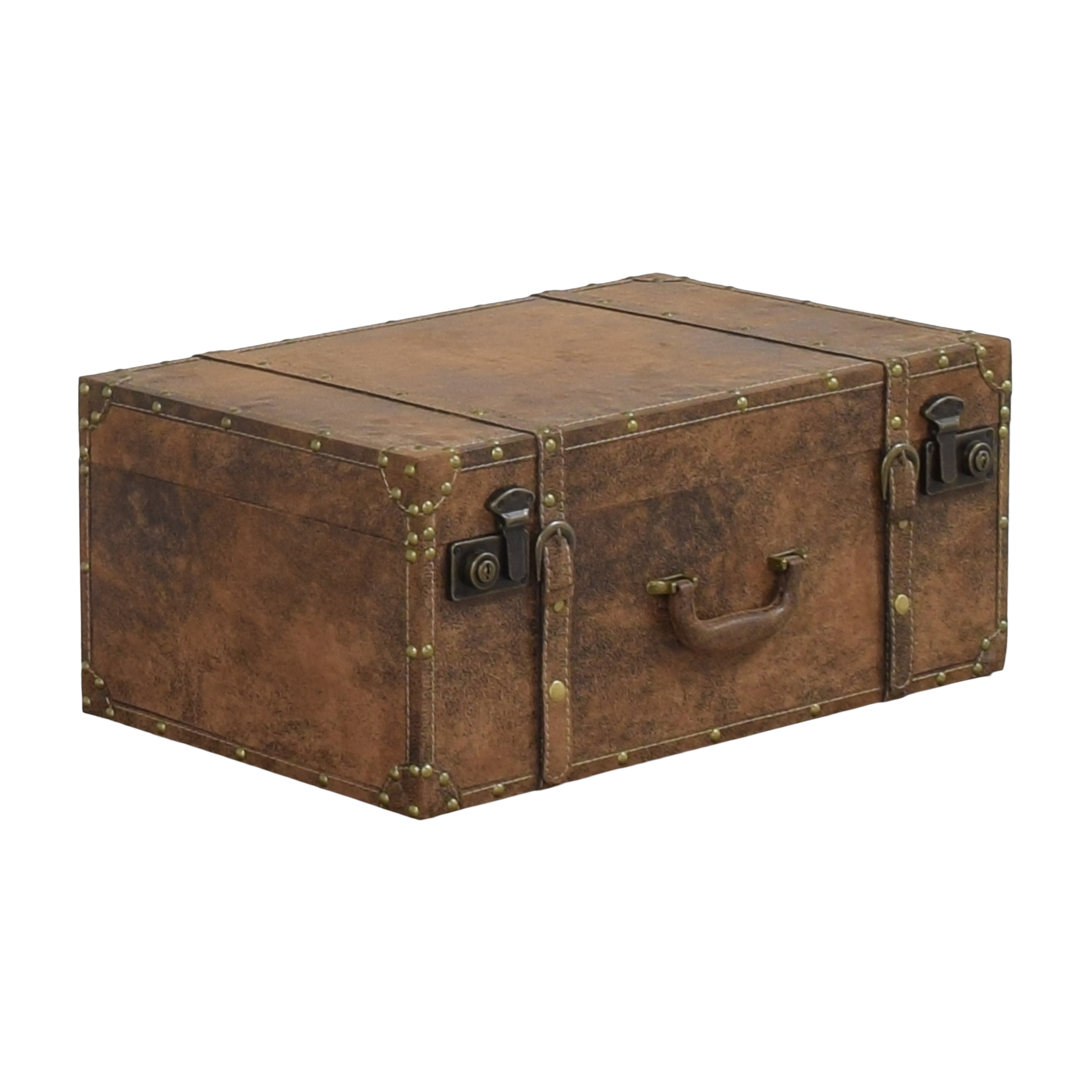 Decorative Stacking Storage Trunks discount