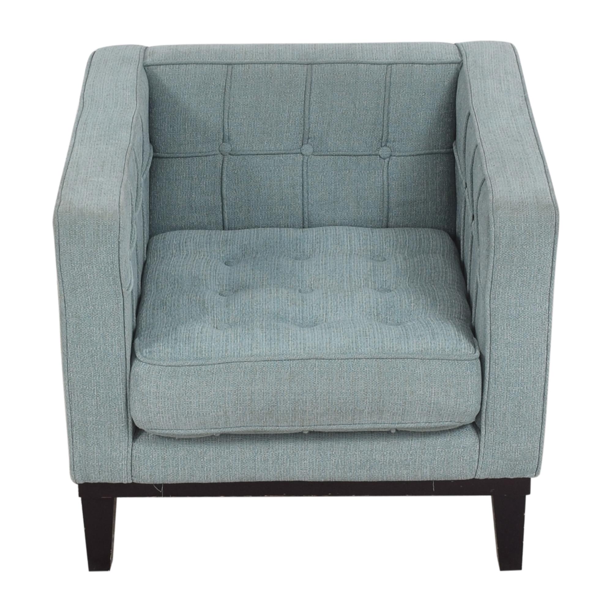 buy Armen Living Club Chair Armen Living Accent Chairs