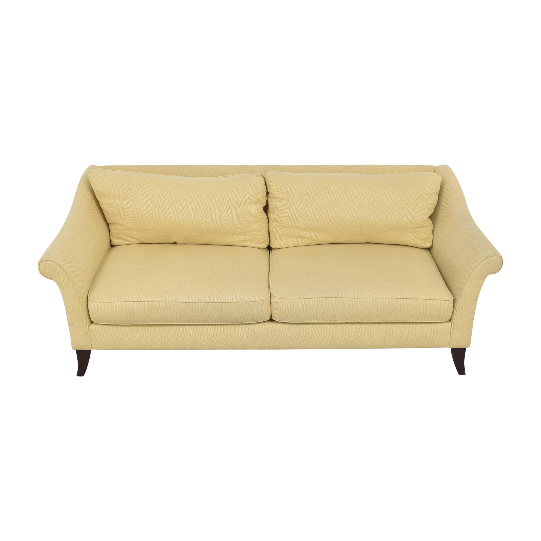 Bernhardt Martha Stewart Furniture for Bernhardt Two Cushion Sofa nyc