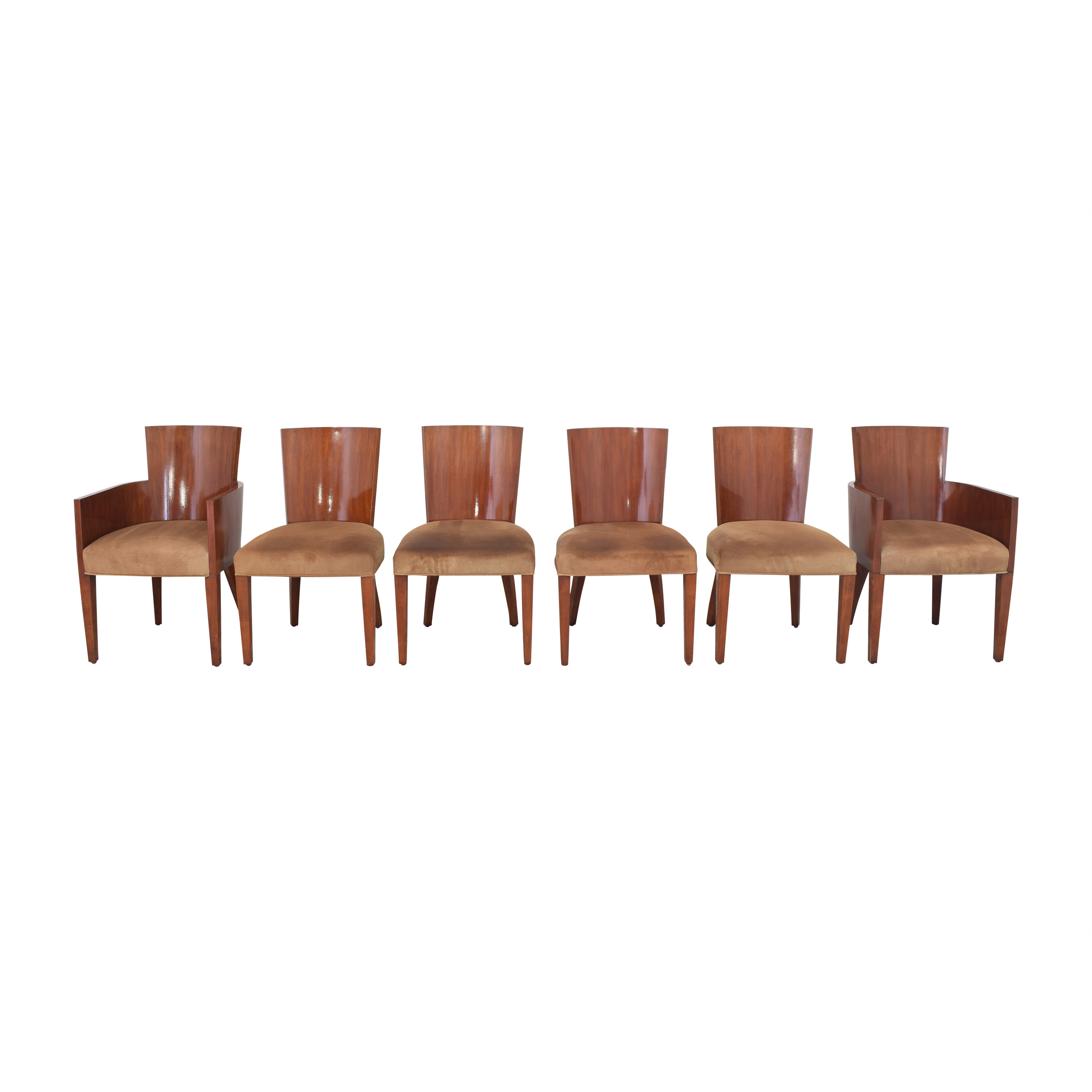 Ralph Lauren Home Ralph Lauren Home Upholstered Dining Chairs on sale