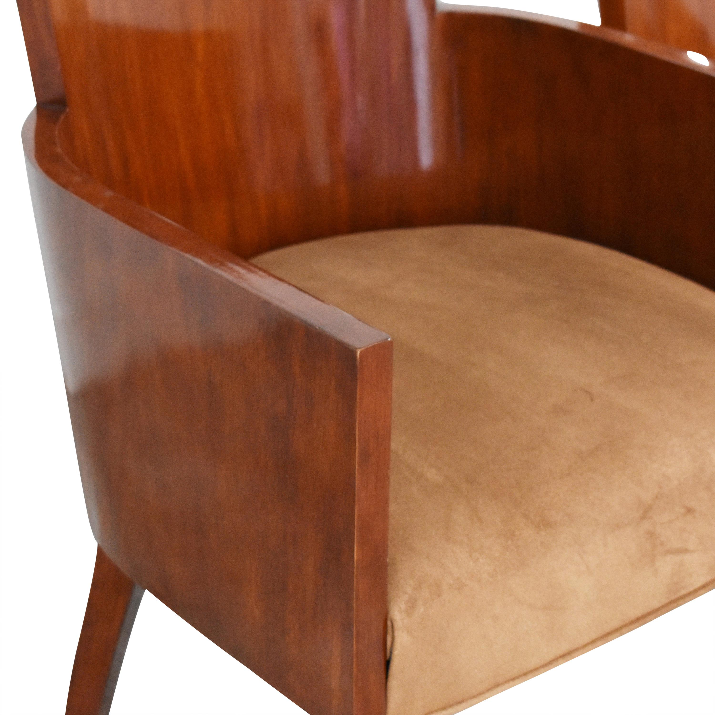 Ralph Lauren Home Ralph Lauren Home Upholstered Dining Chairs pa
