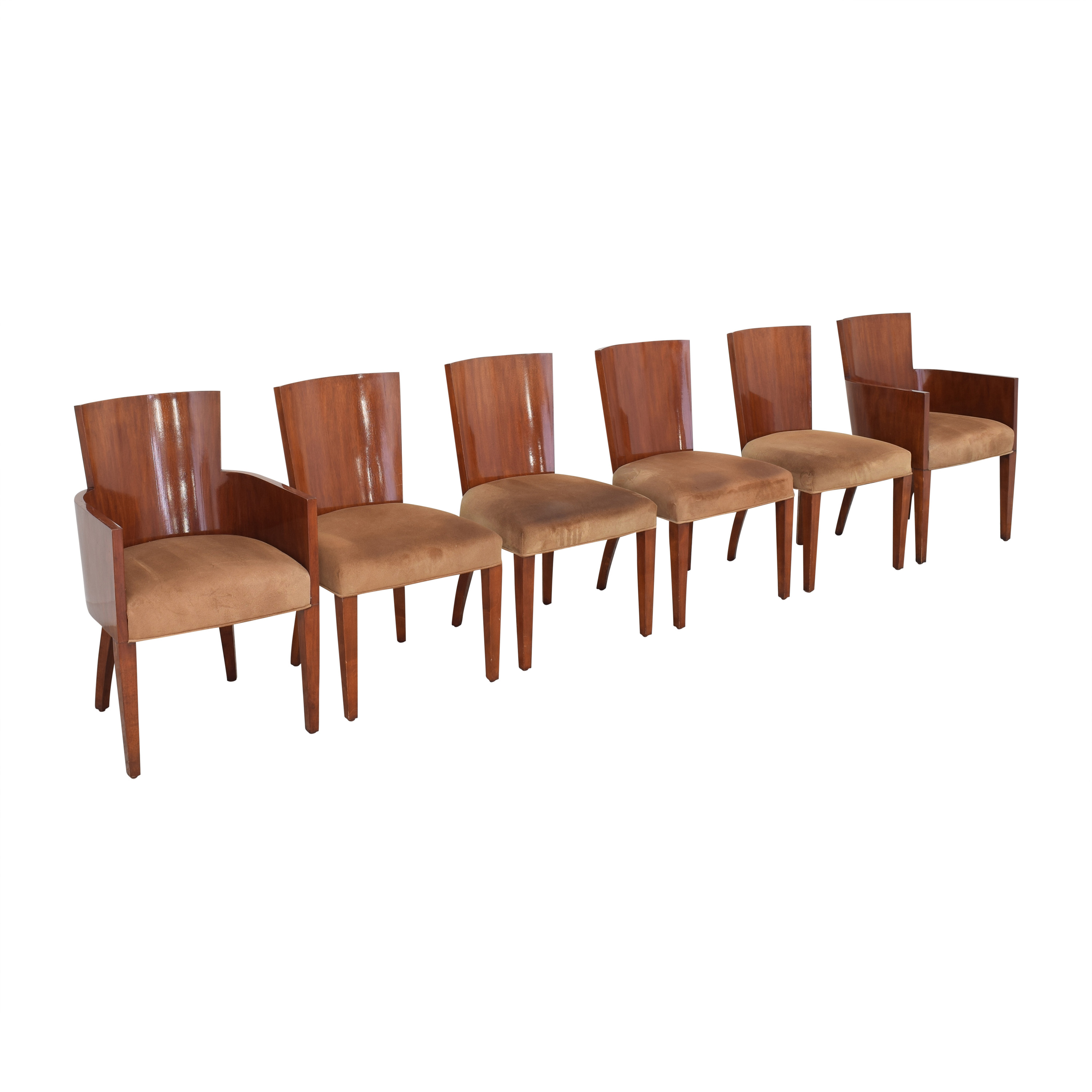 Ralph Lauren Home Ralph Lauren Home Upholstered Dining Chairs Dining Chairs