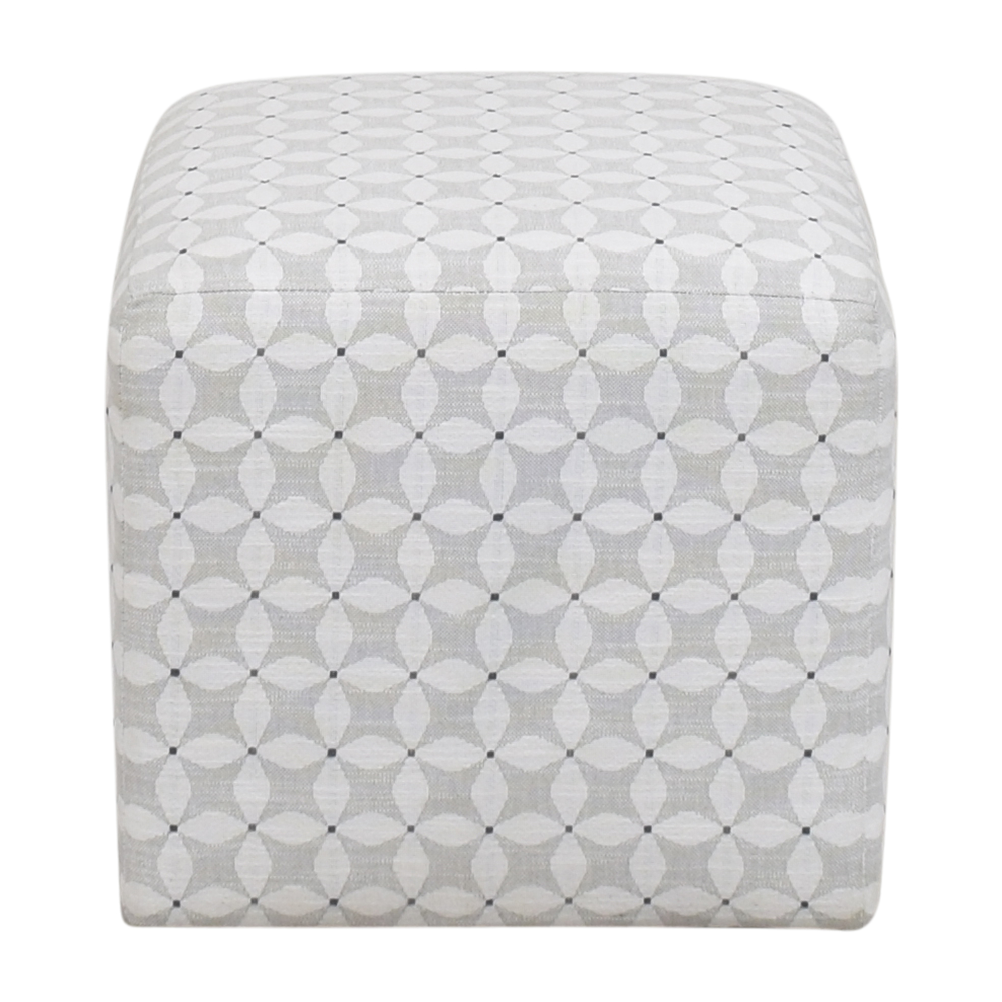 Crate & Barrel Crate & Barrel Mingle Ottoman dimensions