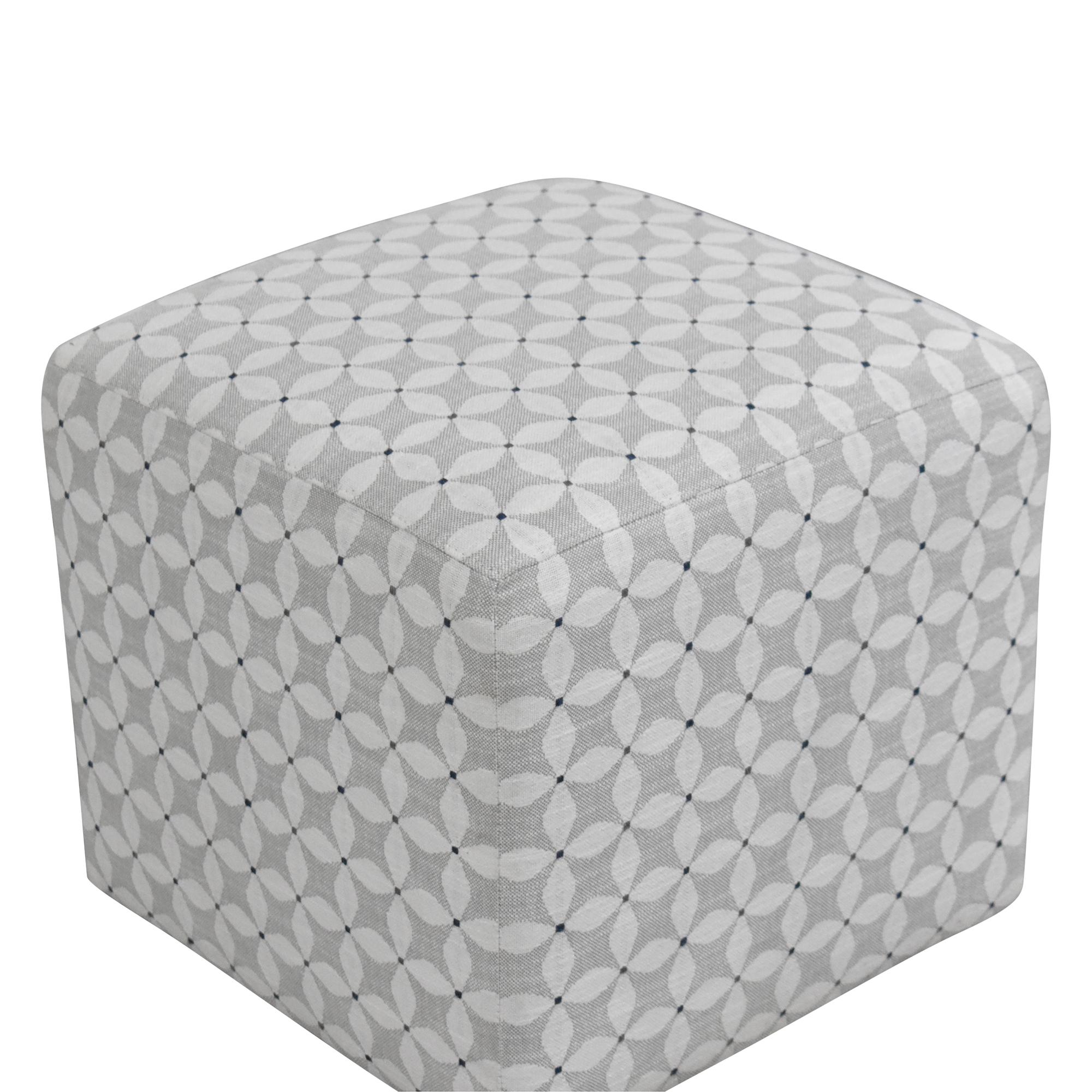 buy Crate & Barrel Crate & Barrel Mingle Ottoman online