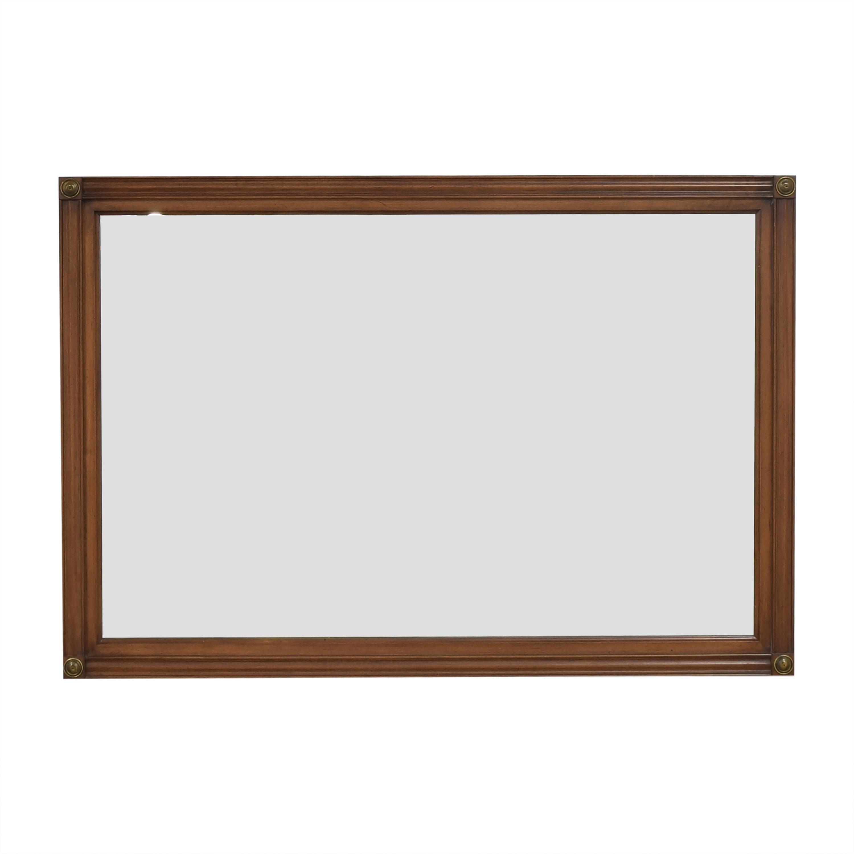 shop White Fine Furniture White Fine Furniture Wall Mirror online