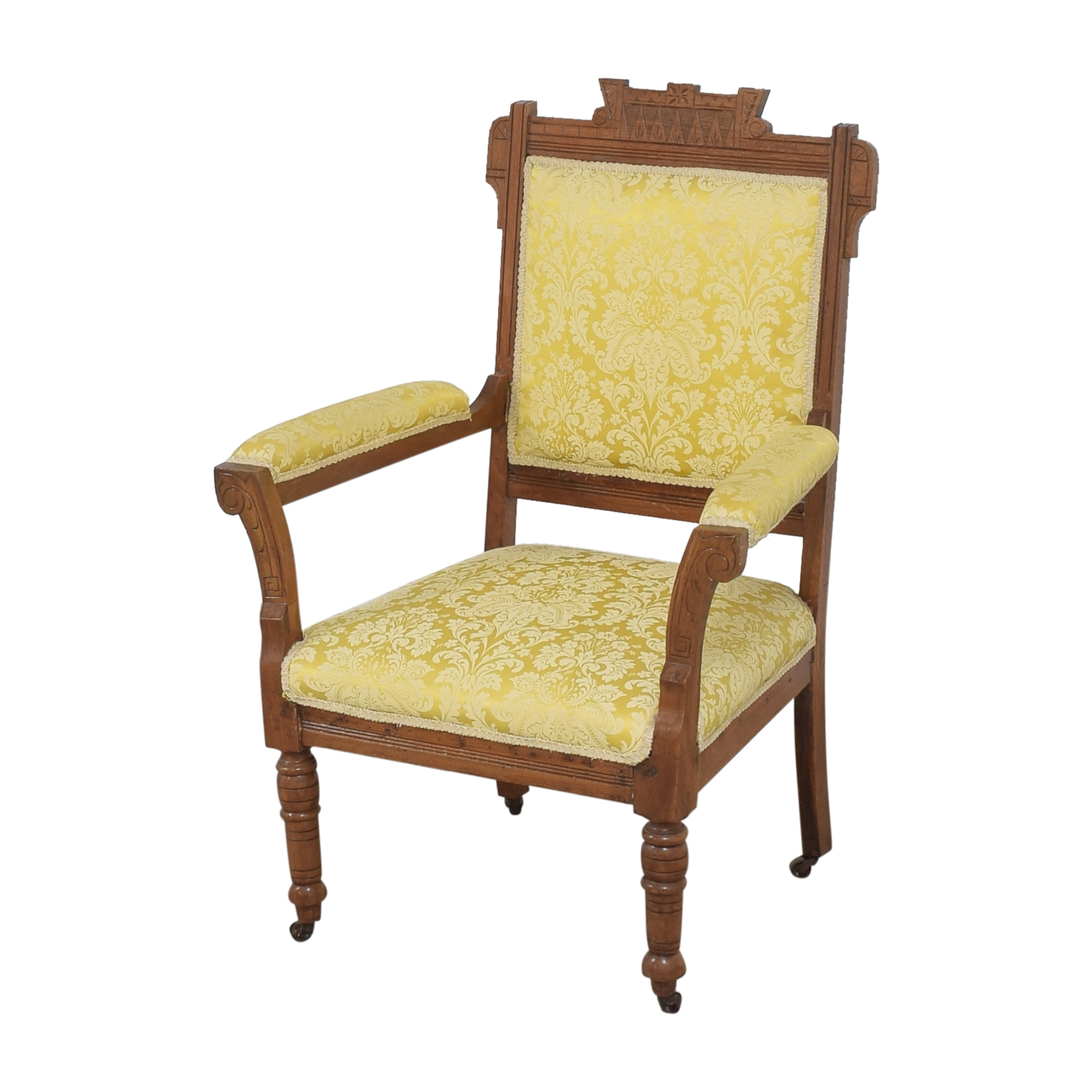 buy Carved Accent Chair  Chairs