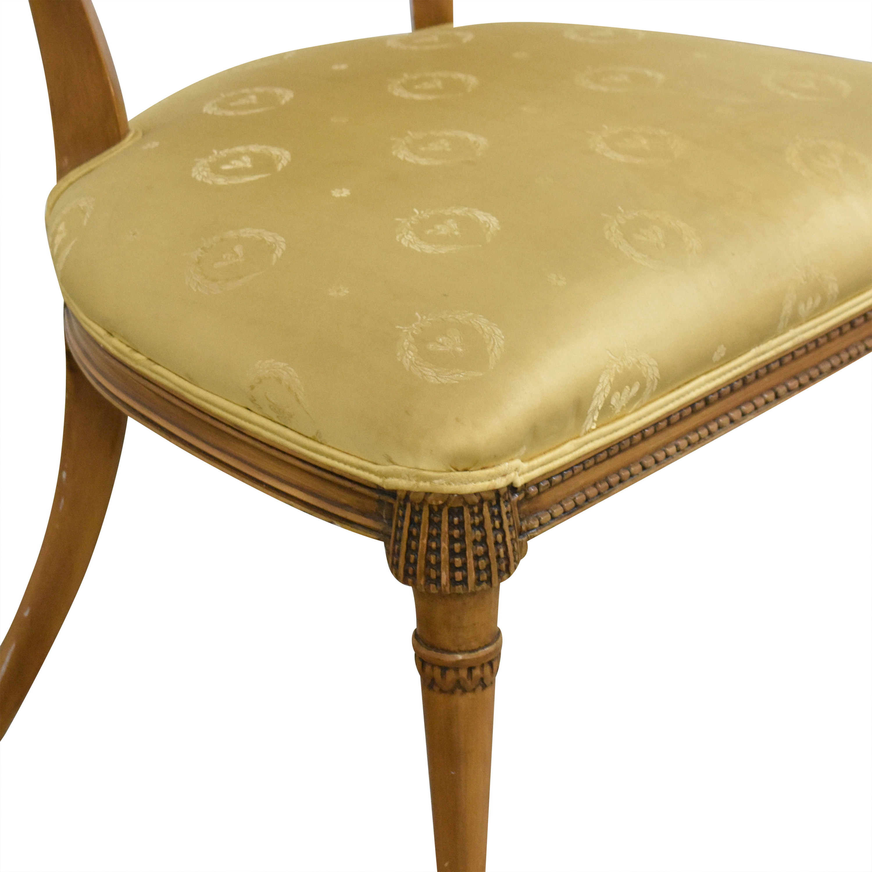 French-Style Accent Chair on sale