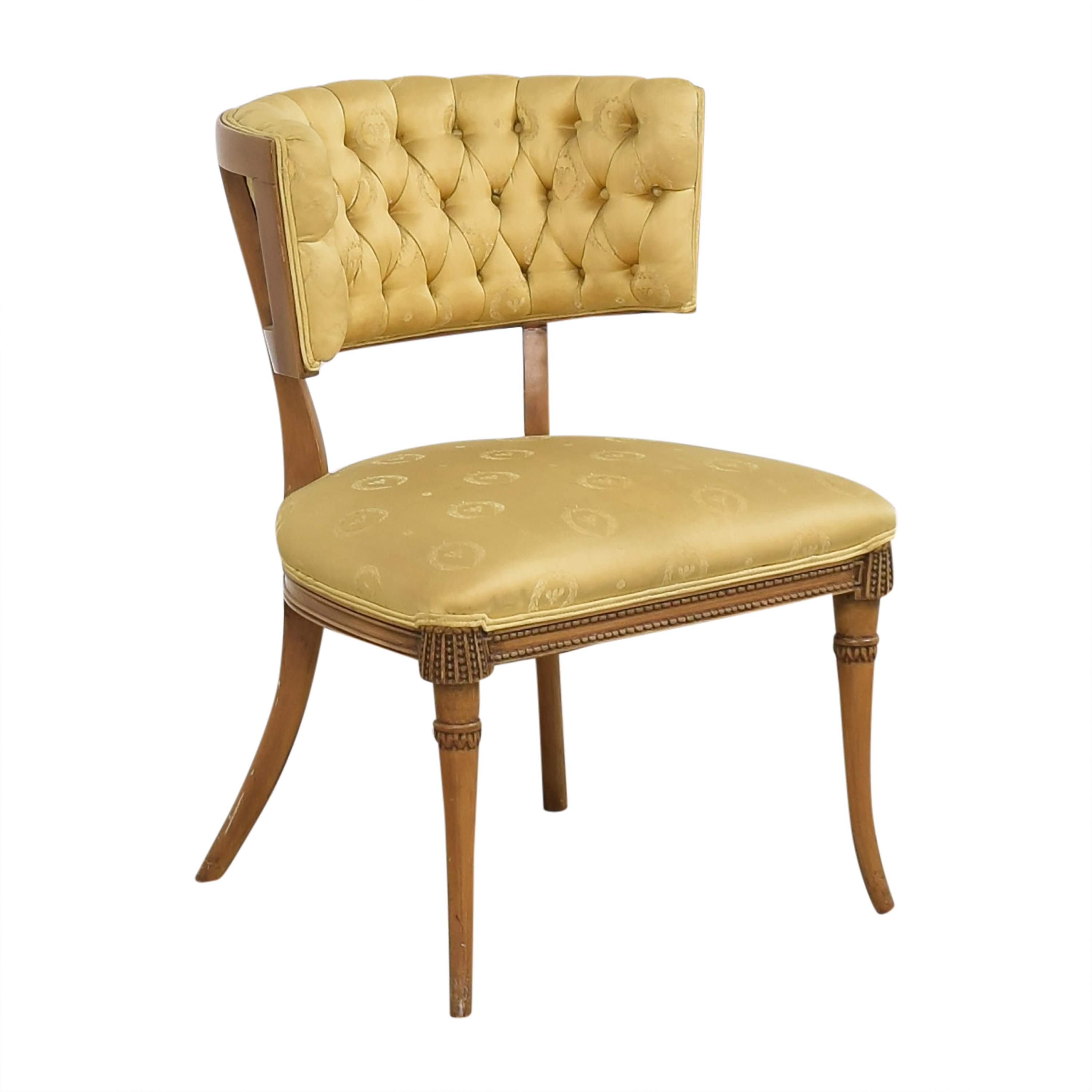 French-Style Accent Chair second hand