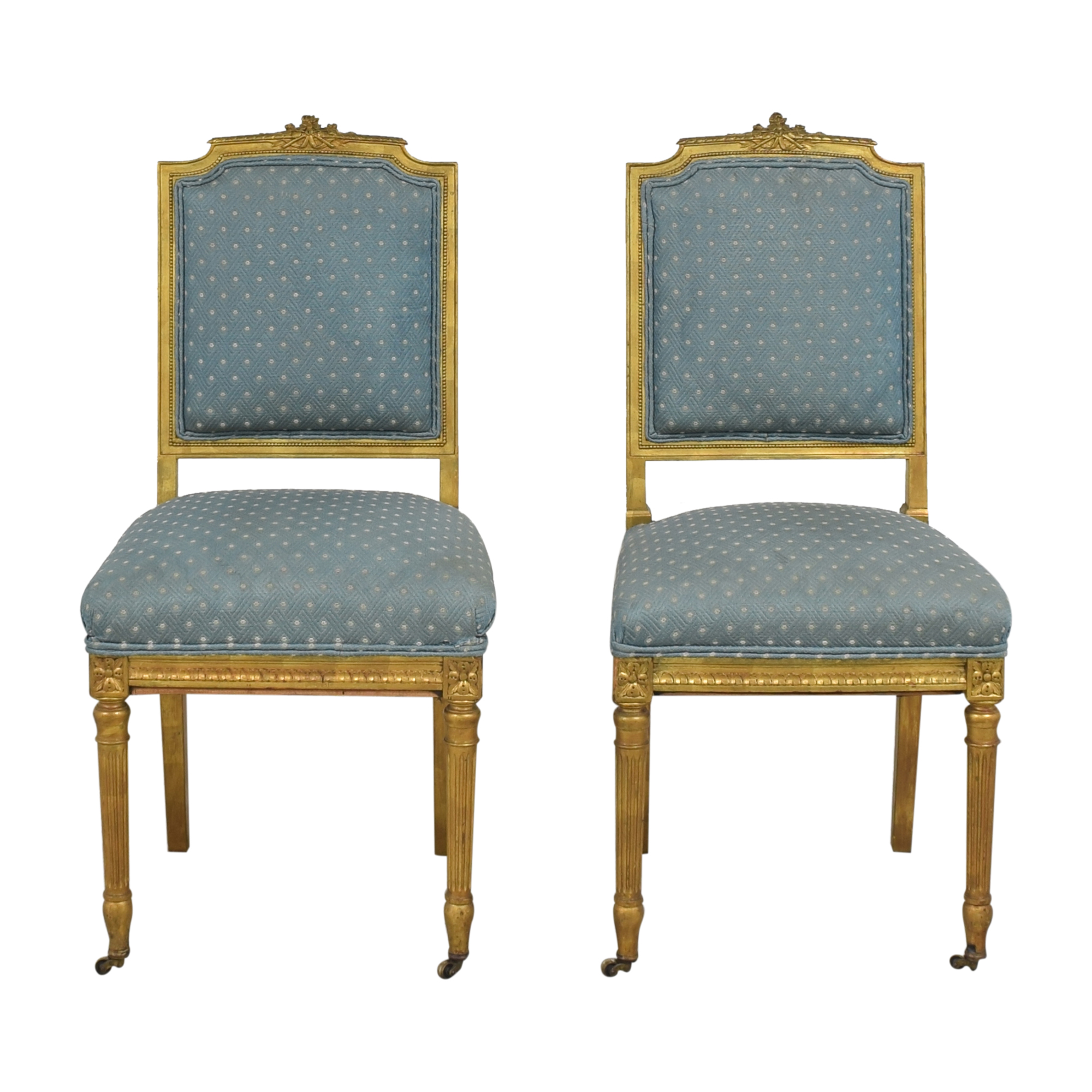buy Antique Dining Side Chairs