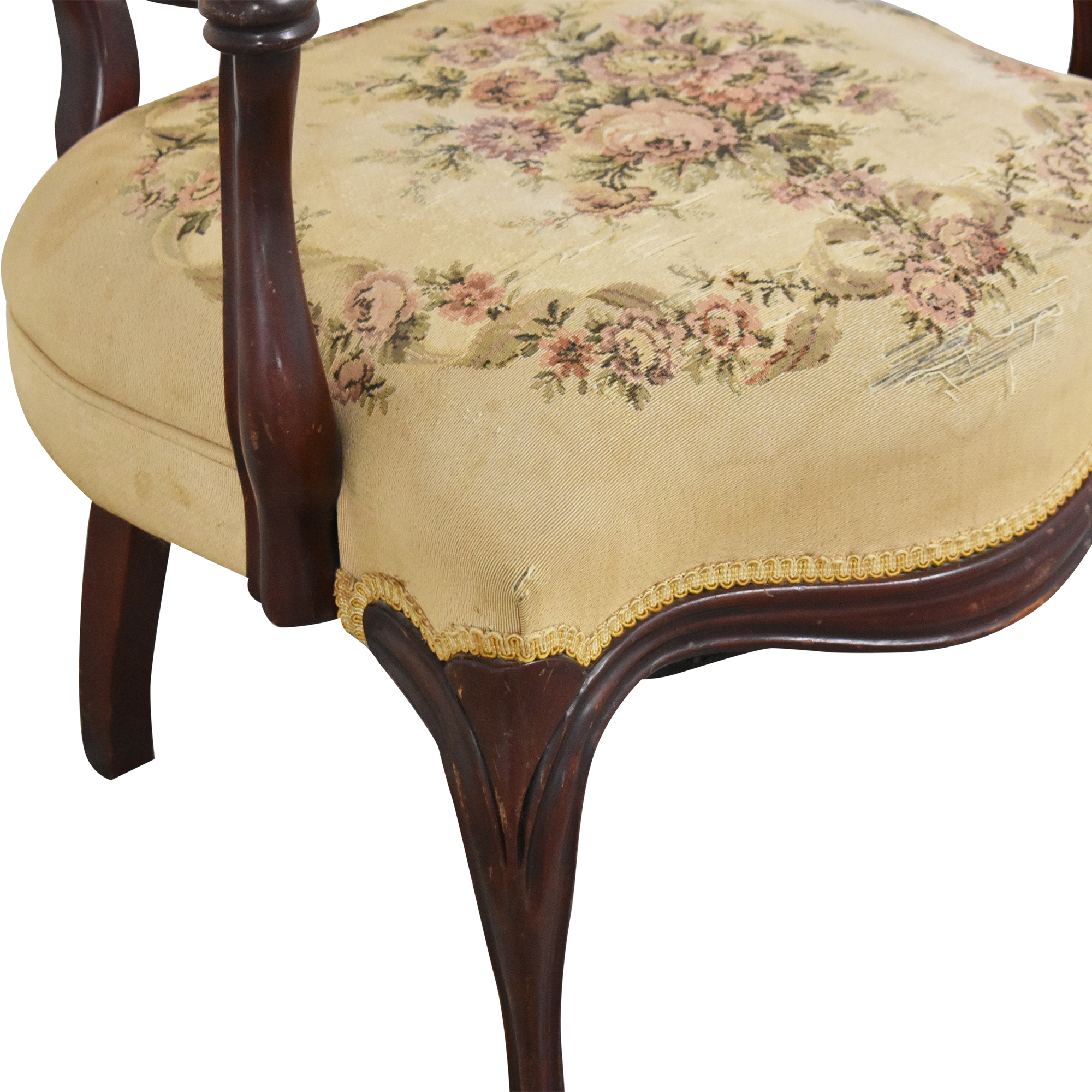Floral Accent Chair price
