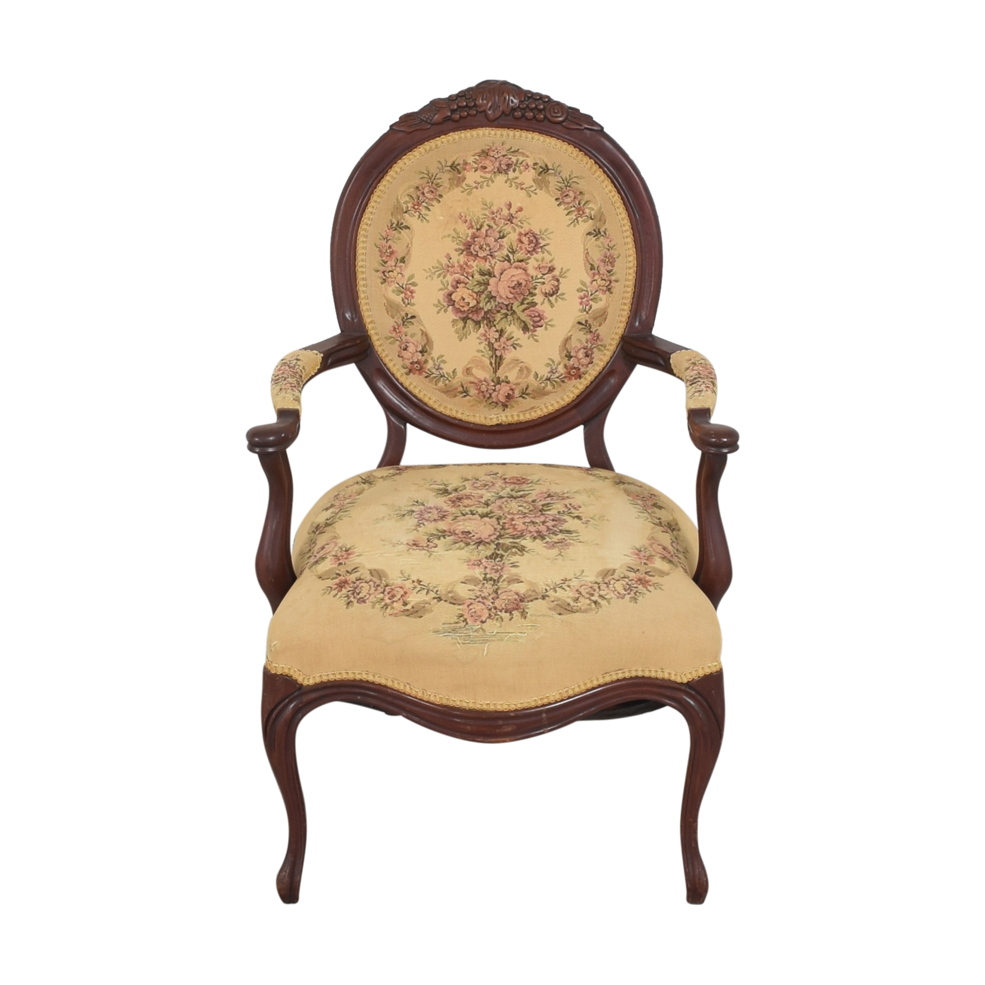 Floral Accent Chair coupon