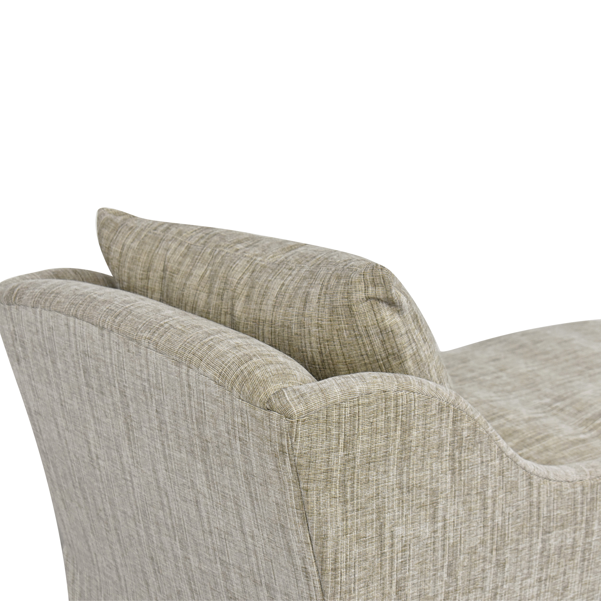 Country Willow Evalani Slipcovered Chaise sale