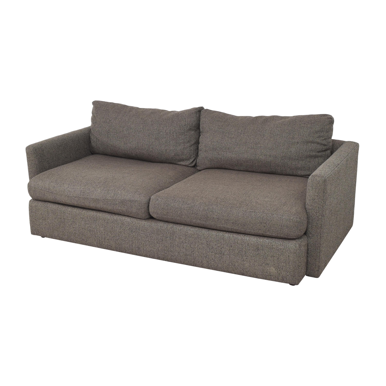Crate & Barrel Crate & Barrel Lounge II Sofa pa
