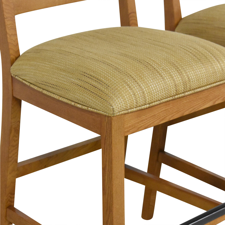 buy Ethan Allen Kyla Bar Stools Ethan Allen Chairs