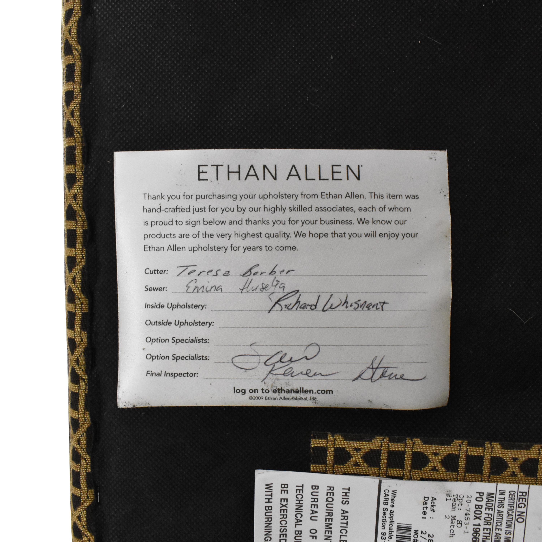 Ethan Allen Ethan Allen Upholstered Ottomans ma