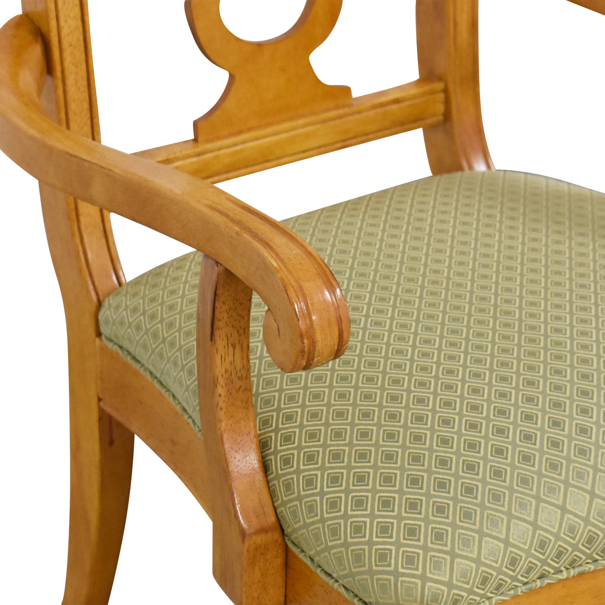 Universal Furniture Universal Furniture Upholstered Dining Chairs used