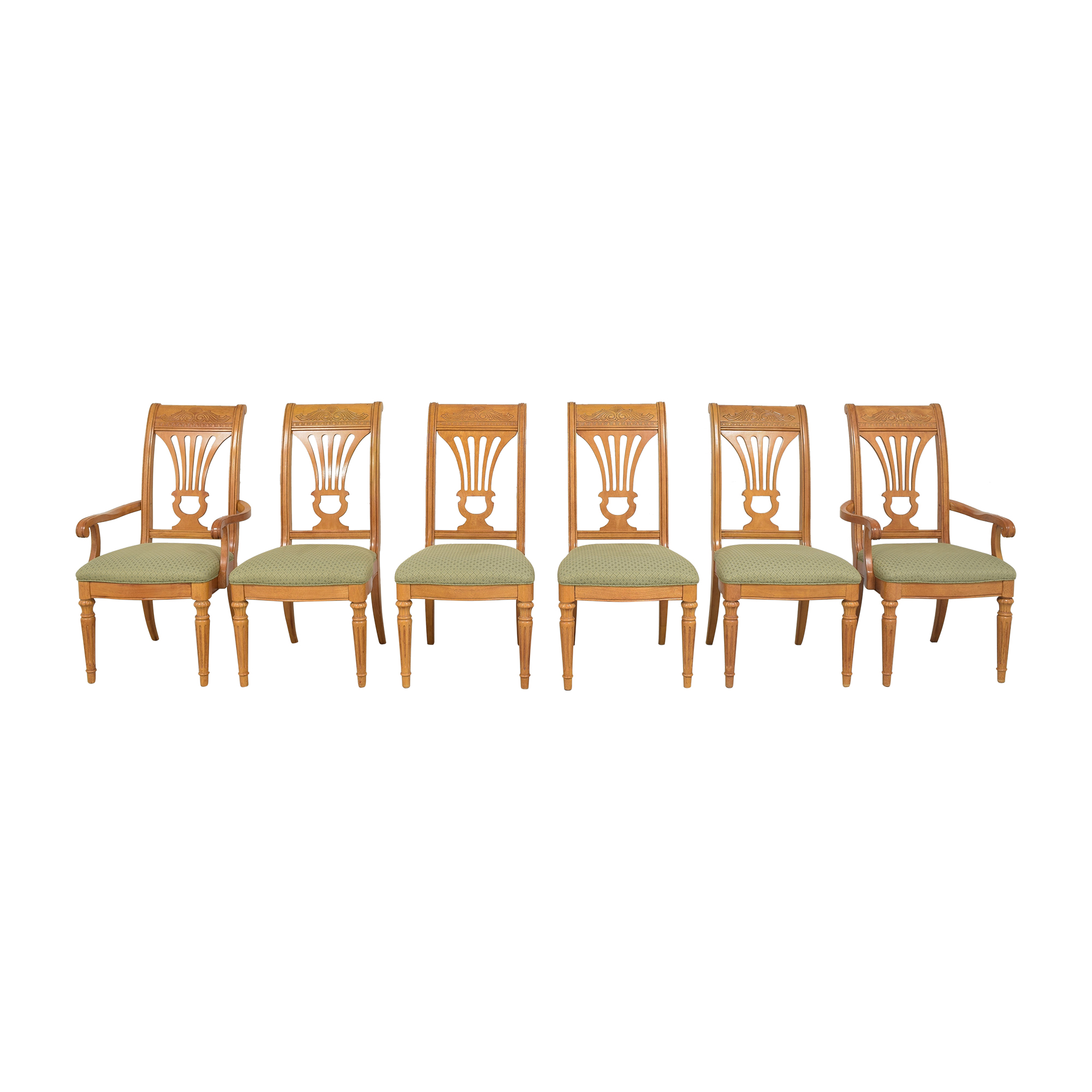 Universal Furniture Universal Furniture Upholstered Dining Chairs ct