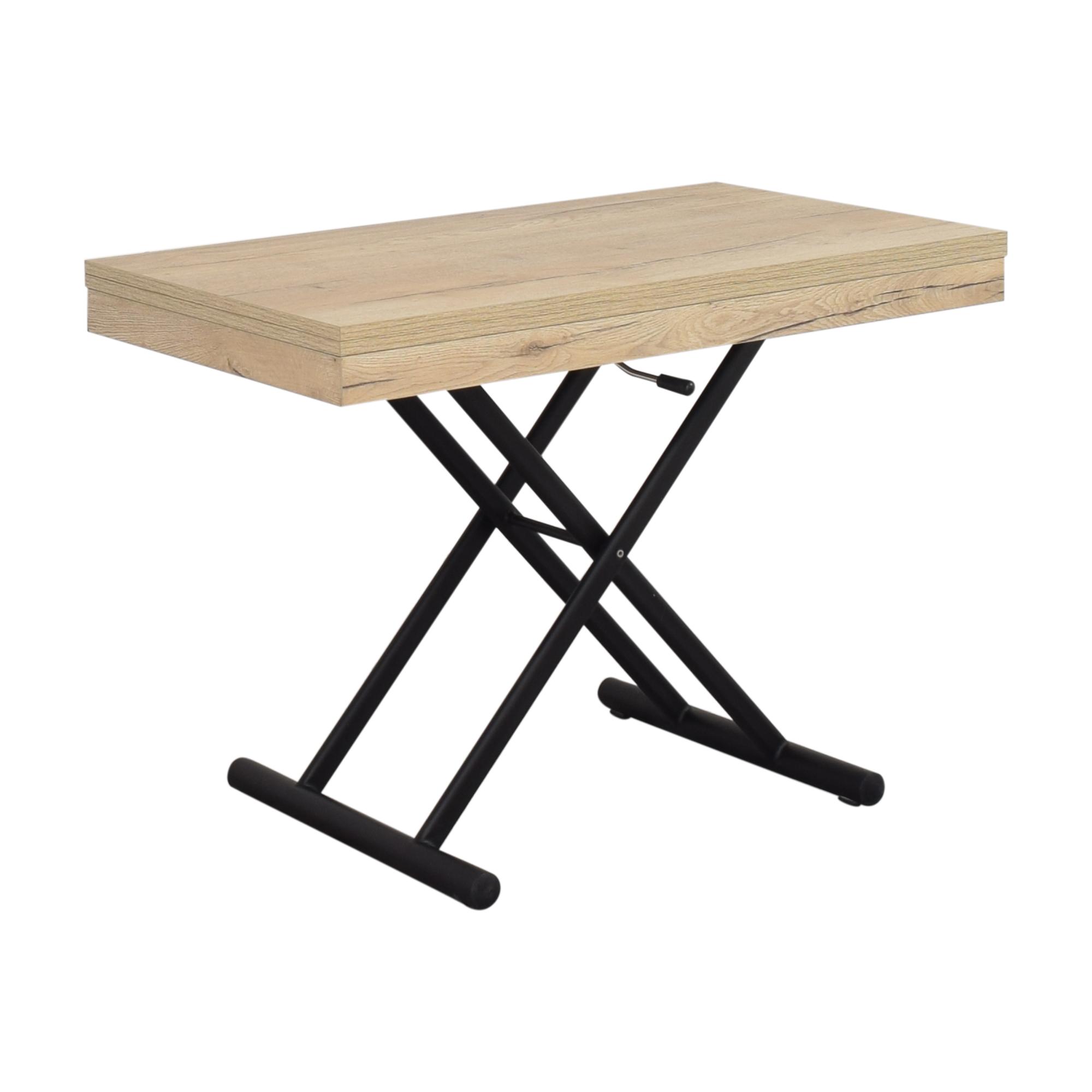 Expand Furniture Expand Furniture Alzare Square Transforming Table nj