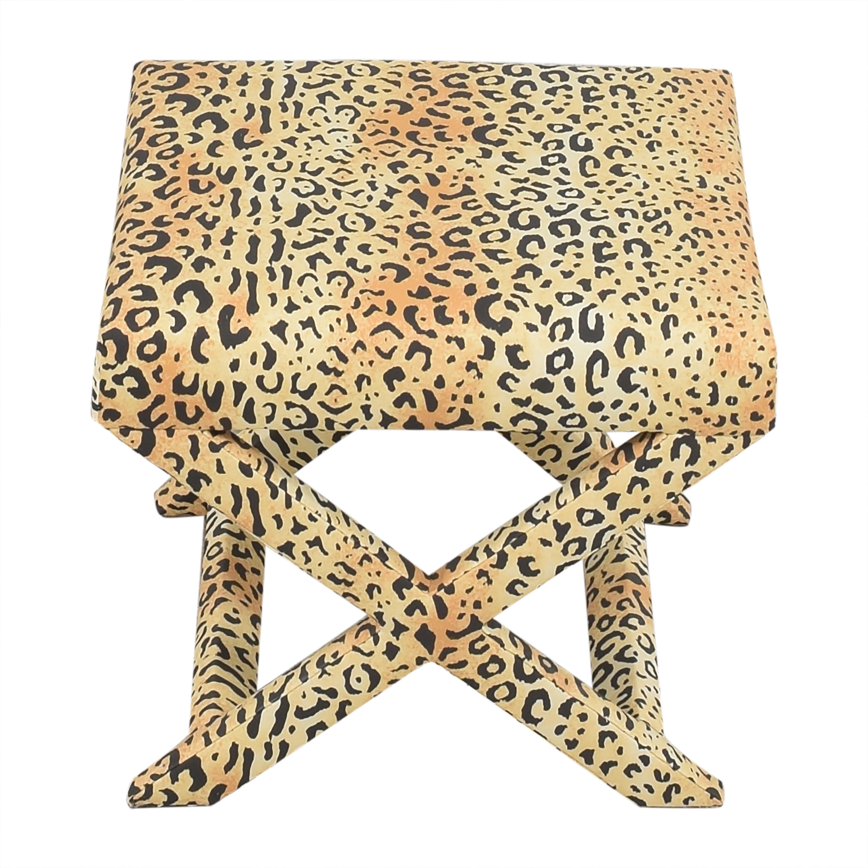 The Inside Leopard X Bench / Chairs