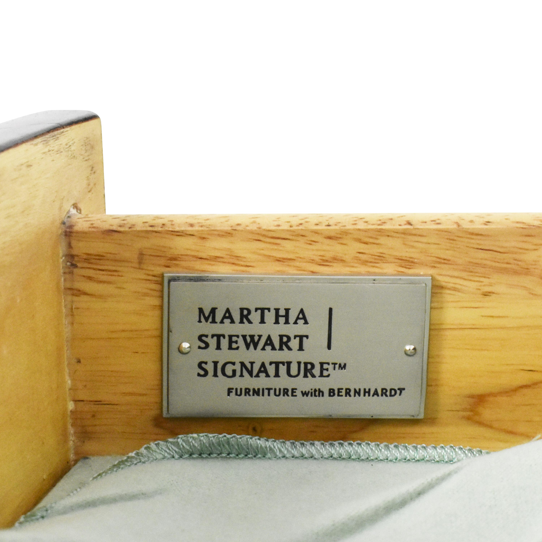 Bernhardt Bernhardt Curved Buffet by Martha Stewart ct