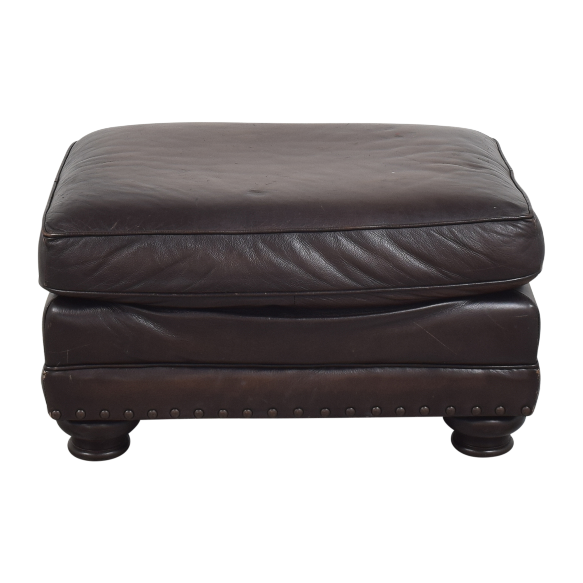 Raymour & Flanigan Raymour & Flanigan Rectangular Ottoman on sale