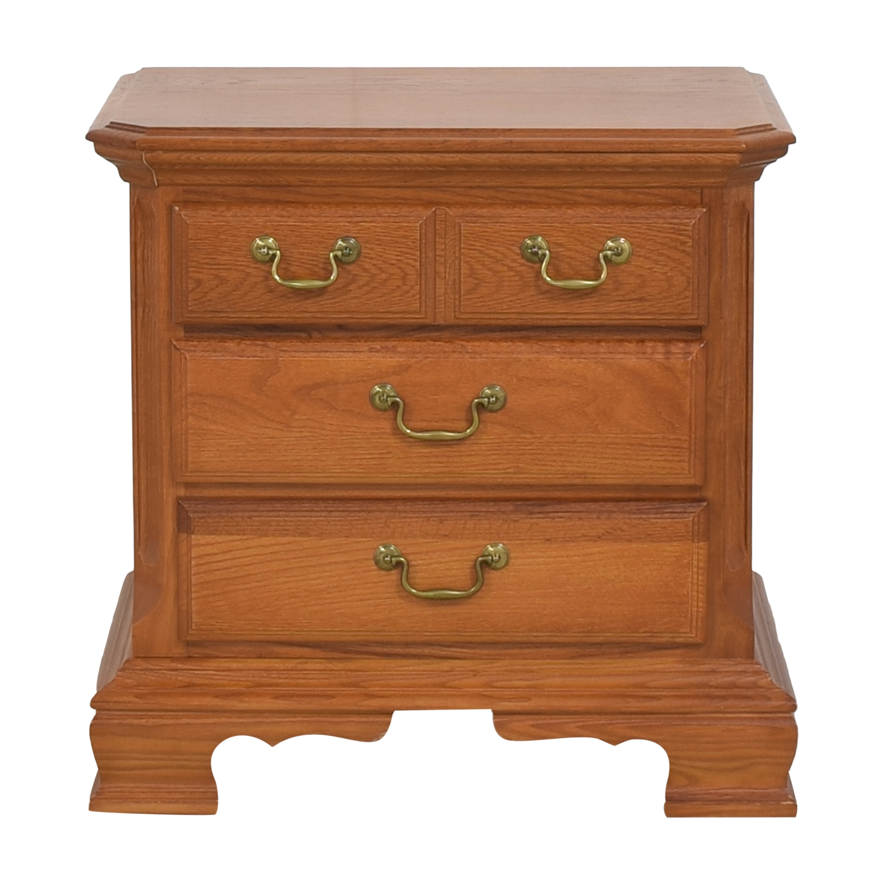 Sumter Cabinet Co. Sumter Cabinet Co. Three Drawer Nightstand Tables