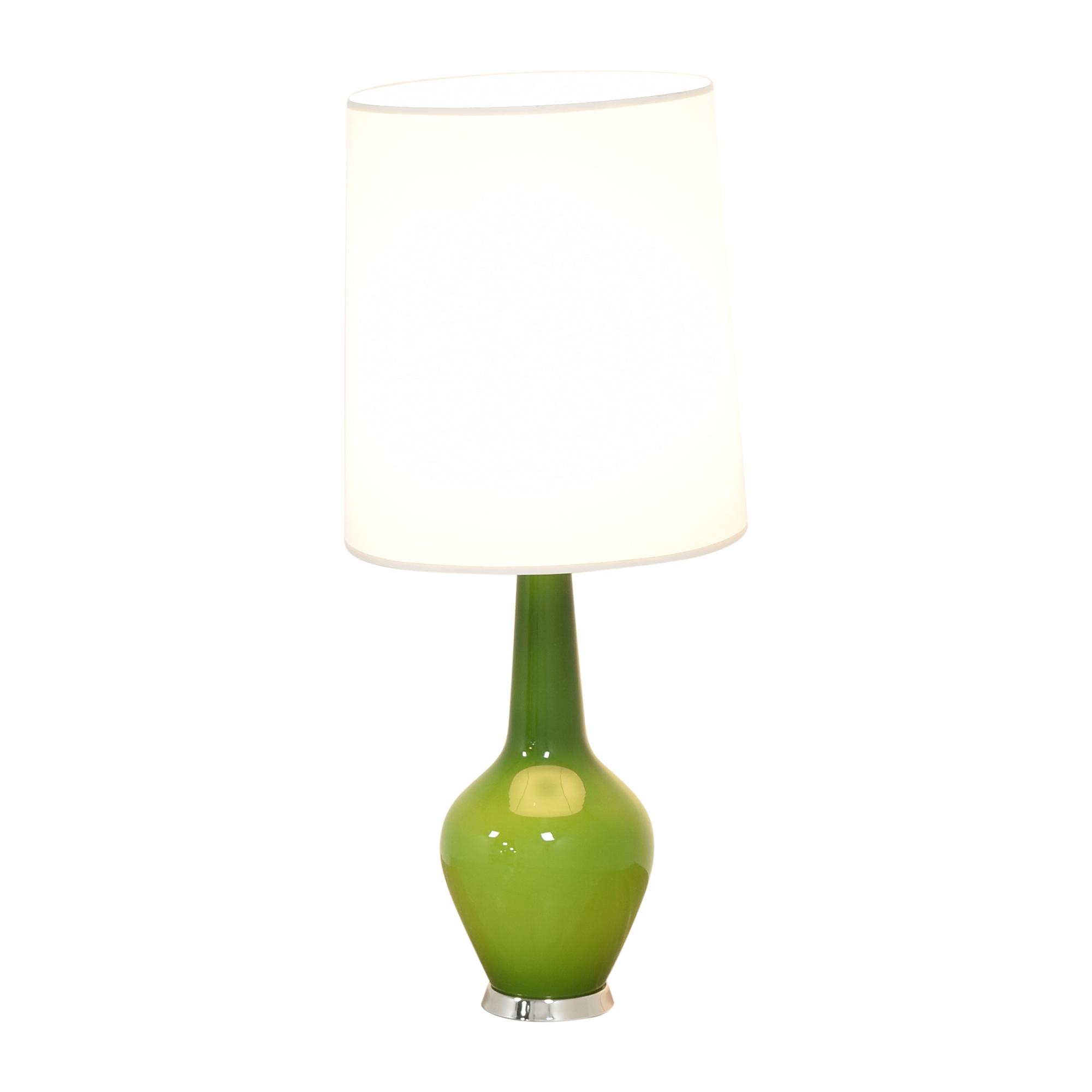 shop Jonathan Adler Capri Bottle Table Lamp Jonathan Adler