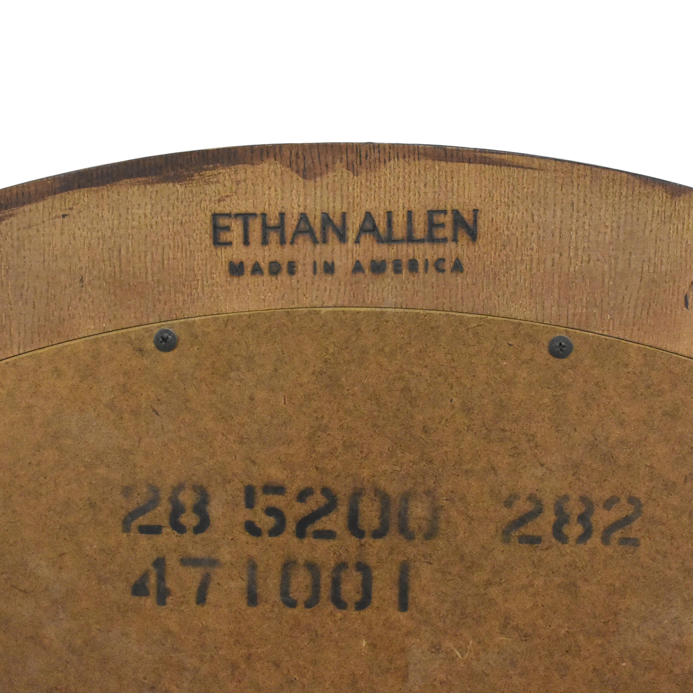 Ethan Allen Ethan Allen Round Framed Mirror used