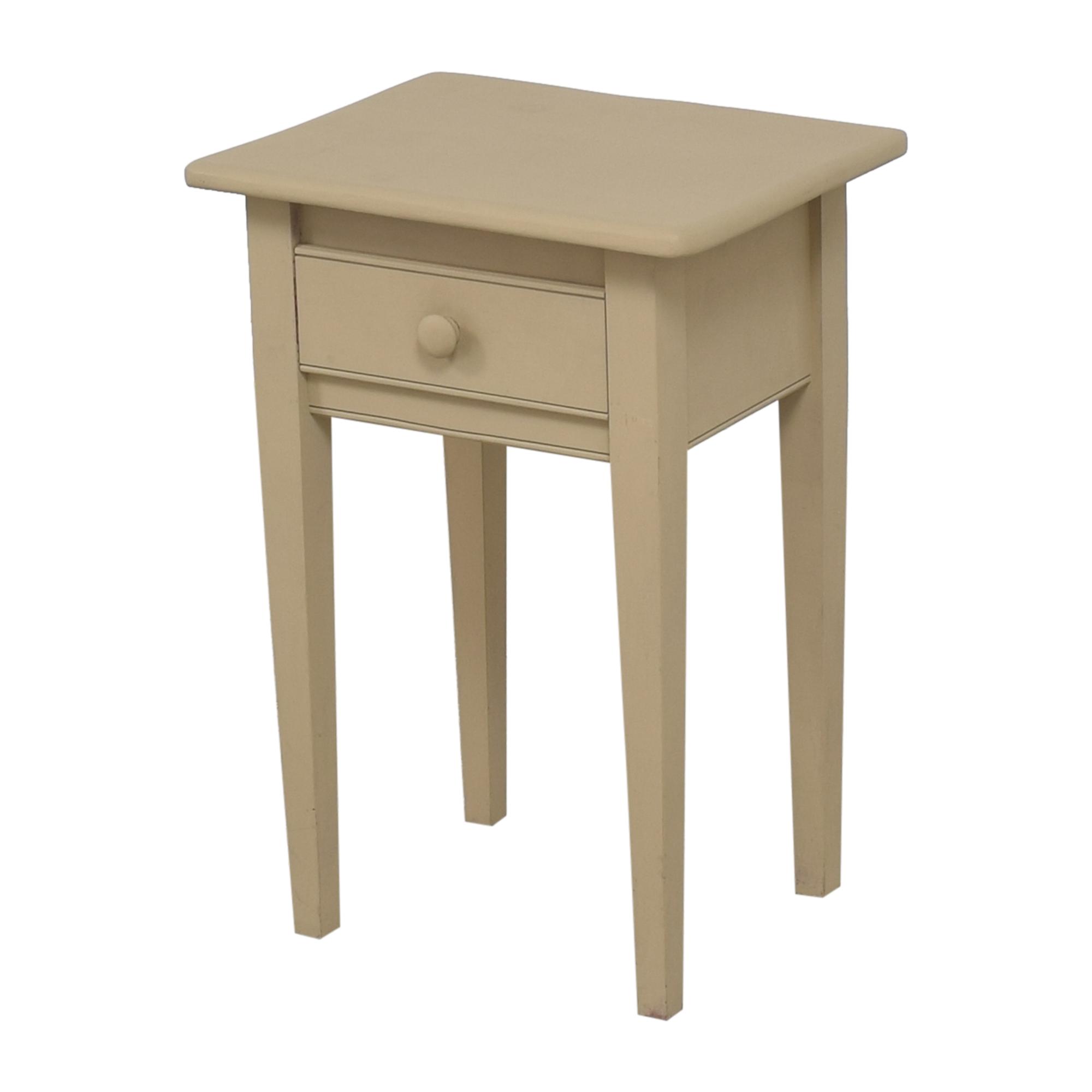 buy  Single Drawer Side Table online