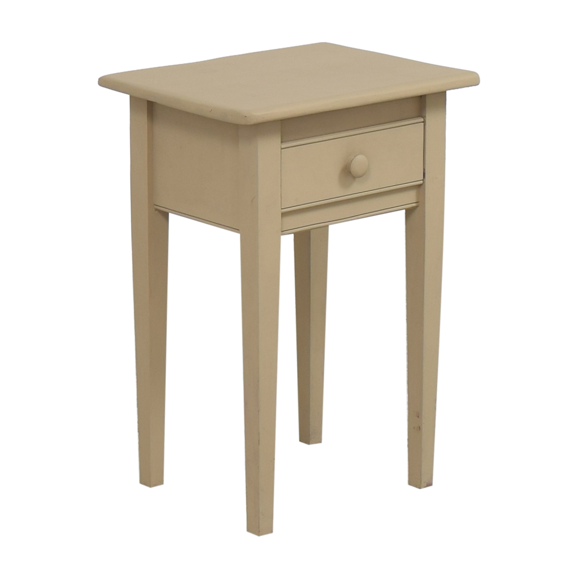 buy Single Drawer Side Table  End Tables