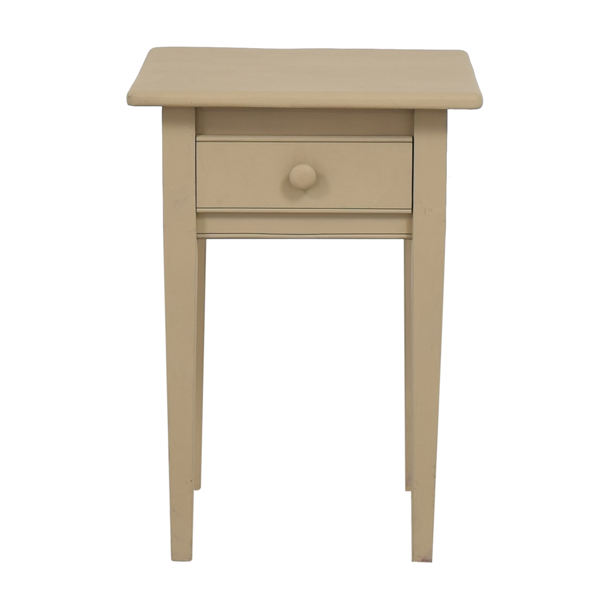 Single Drawer Side Table End Tables
