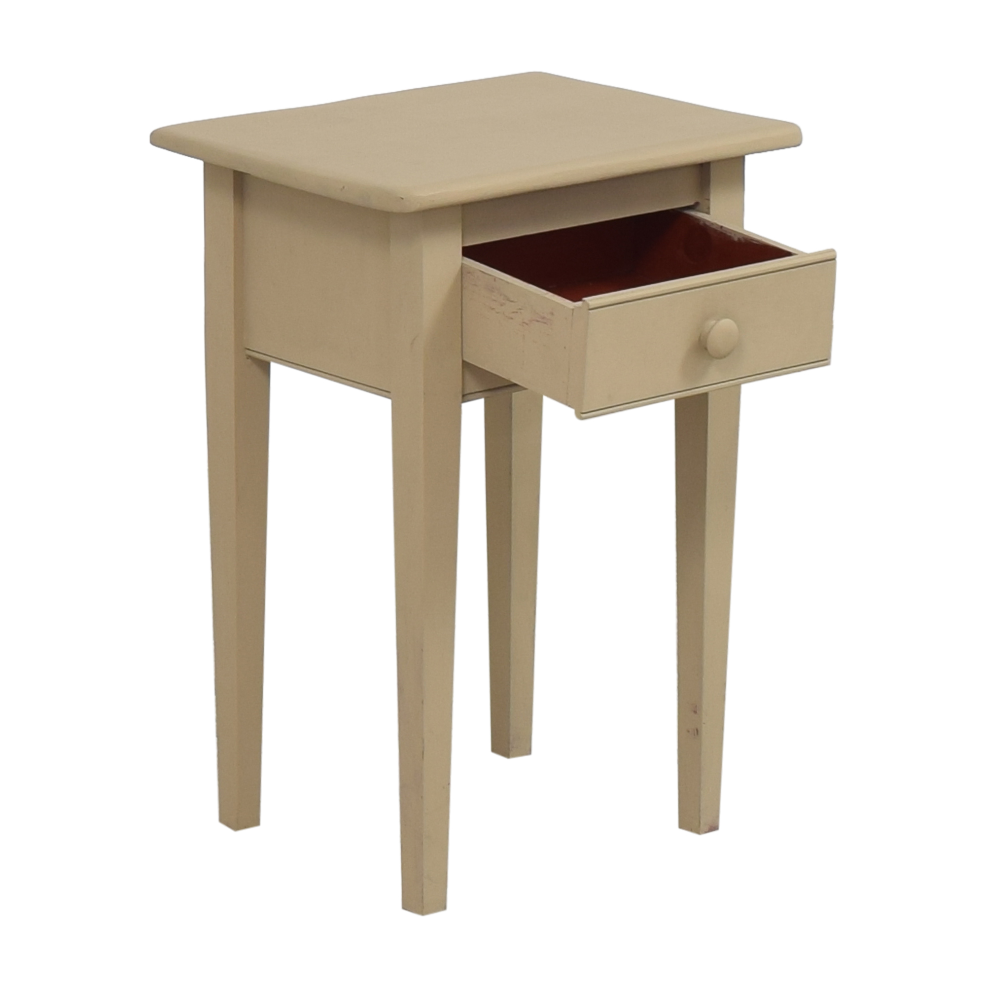 Single Drawer Side Table sale