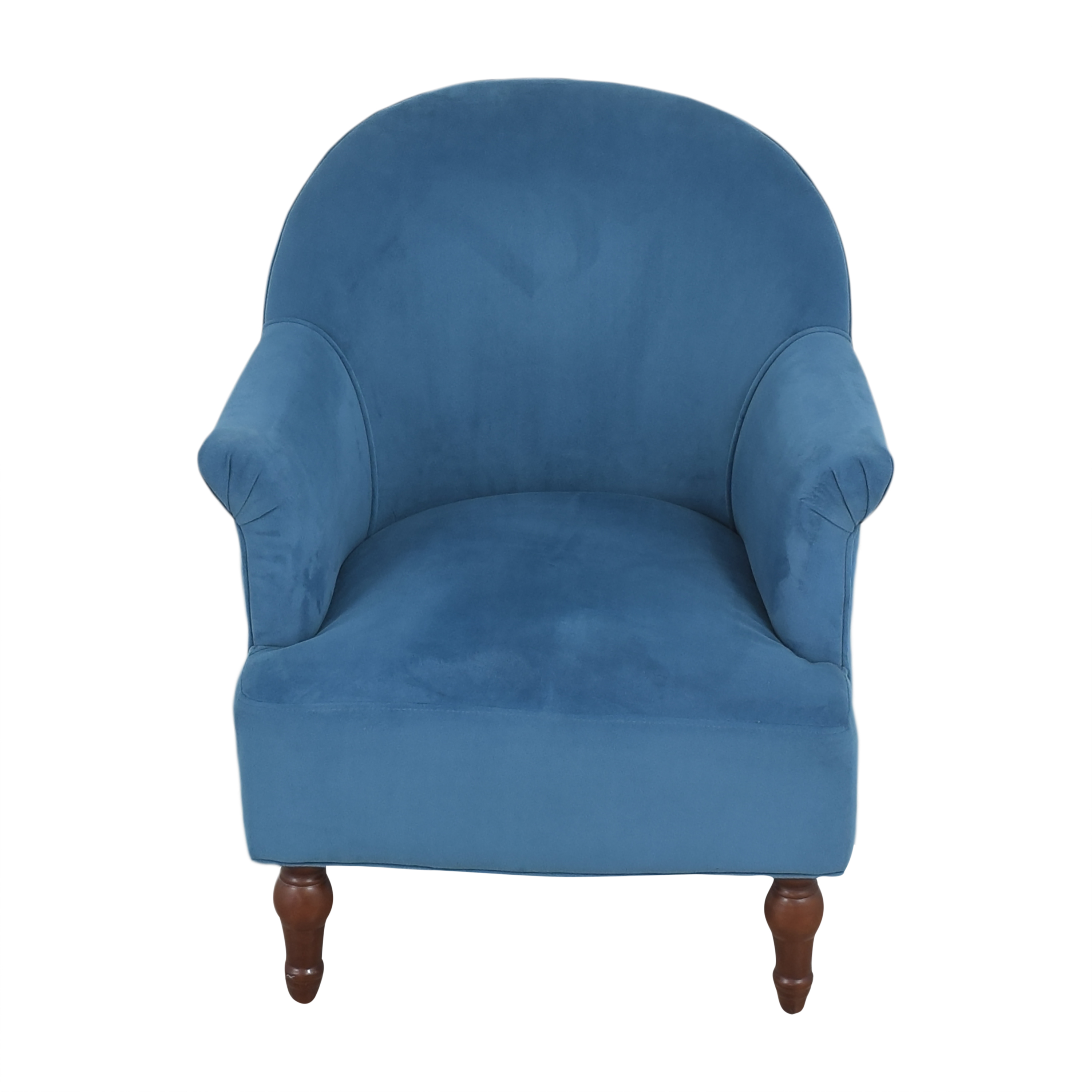 World Market Upholstered Accent Chair sale