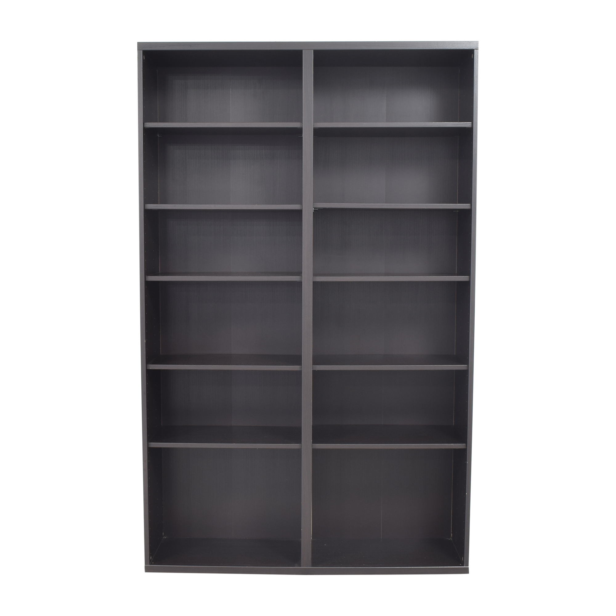 West Elm West Elm Double Bookshelf ct