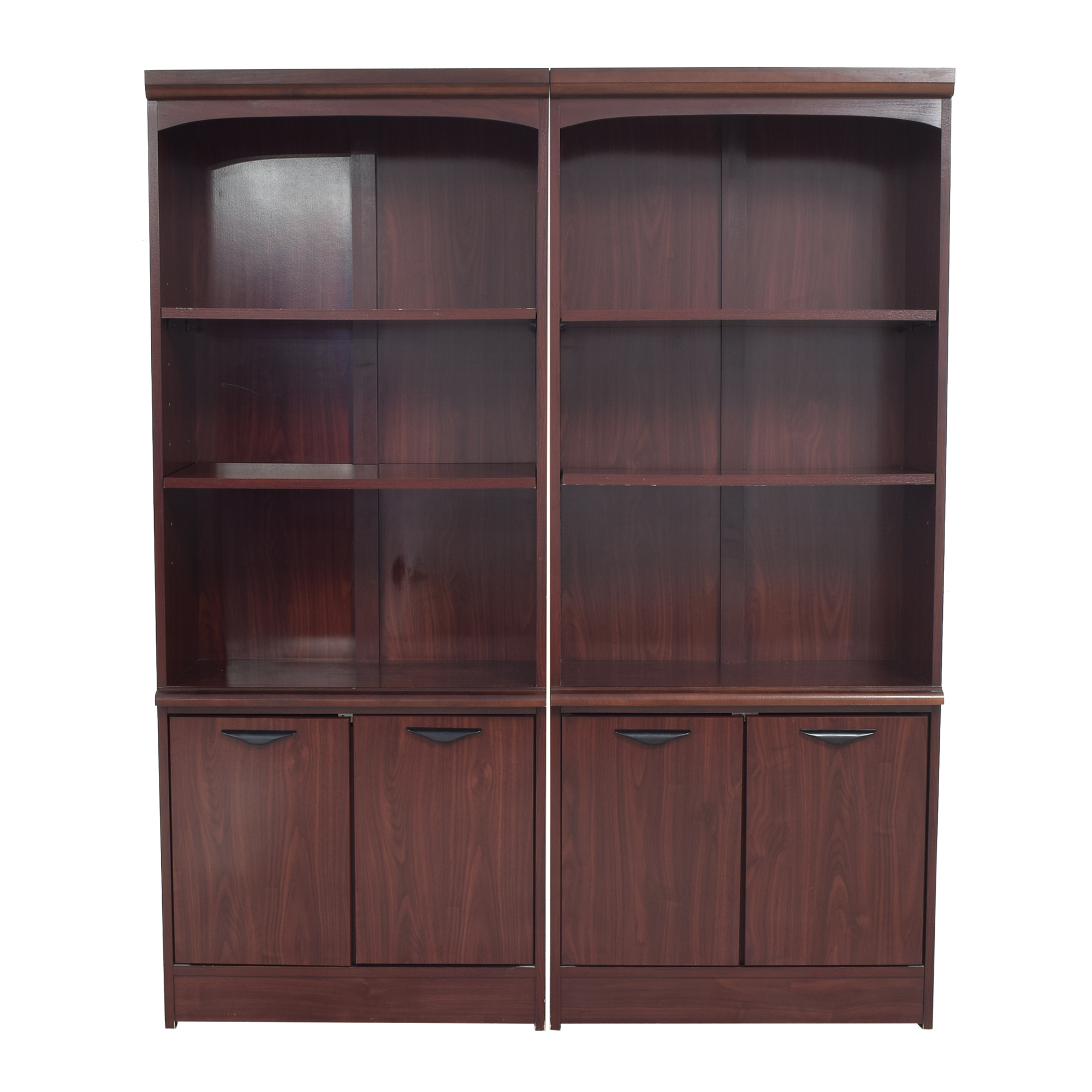 Hooker Tall Bookcases sale