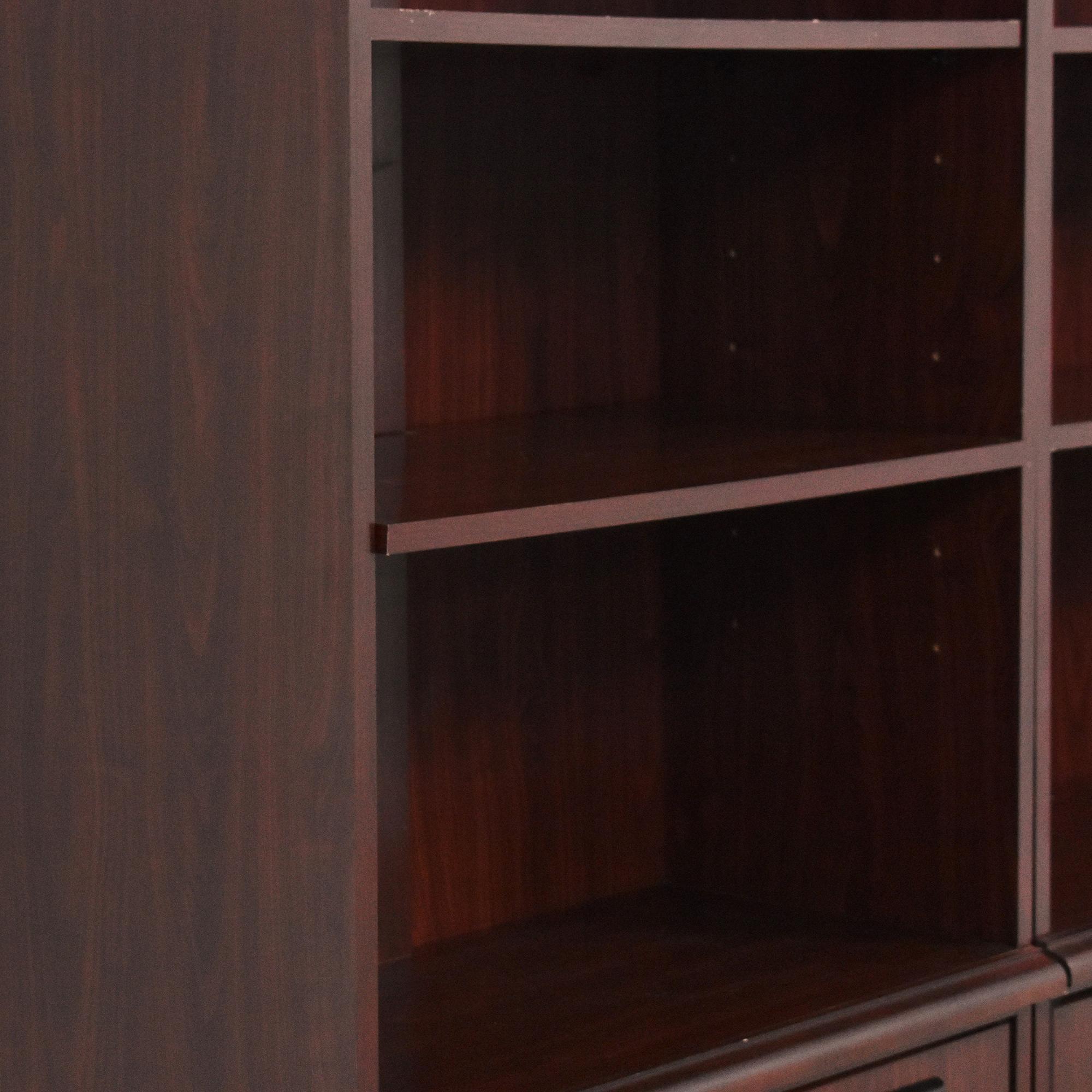 buy Hooker Tall Bookcases Hooker Furniture Bookcases & Shelving
