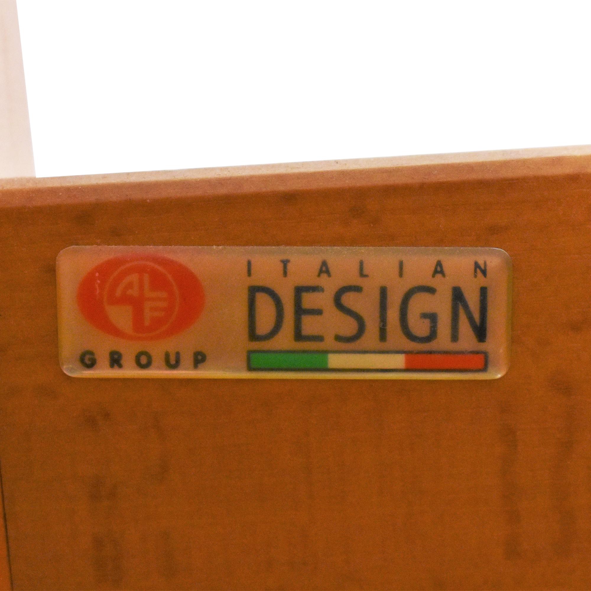 Alf Italia Alf Italia Door Dresser with Mirror Dressers