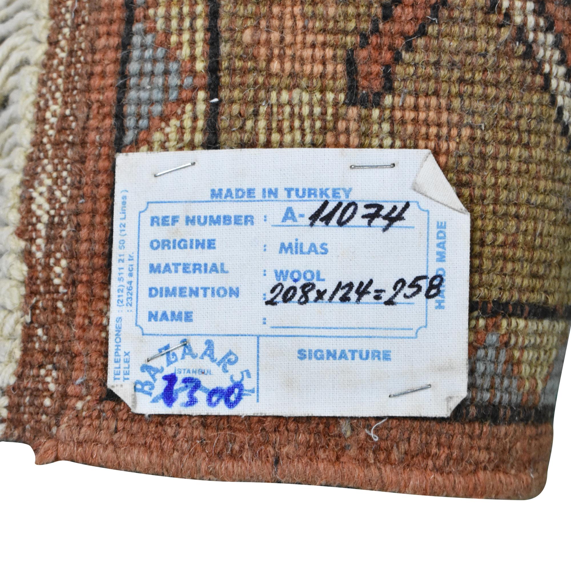 shop Bazaar 54 Bazaar 54 Patterned Area Rug online